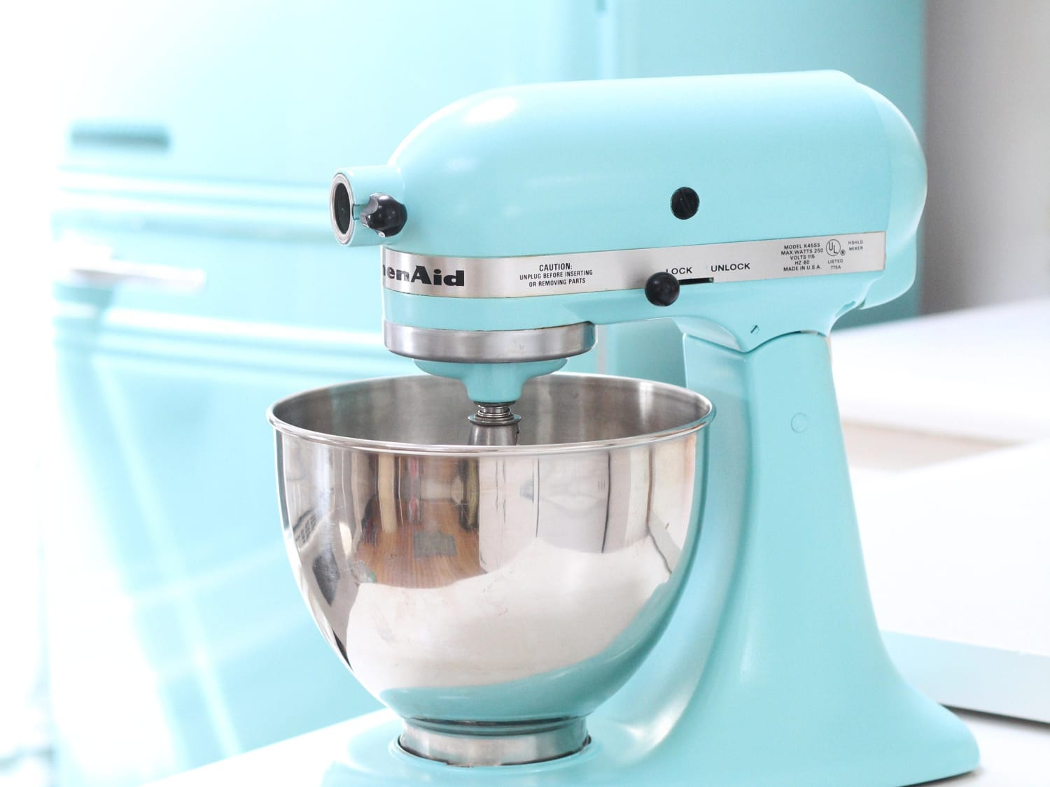 How To Paint a KitchenAid Mixer a New Color | Apartment Therapy