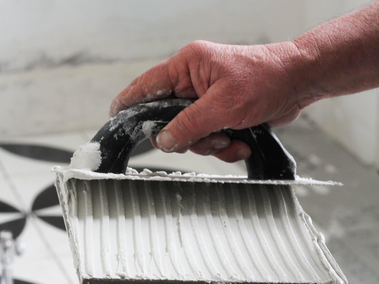 Remodeling Tips: Installing Encaustic Cement Tile