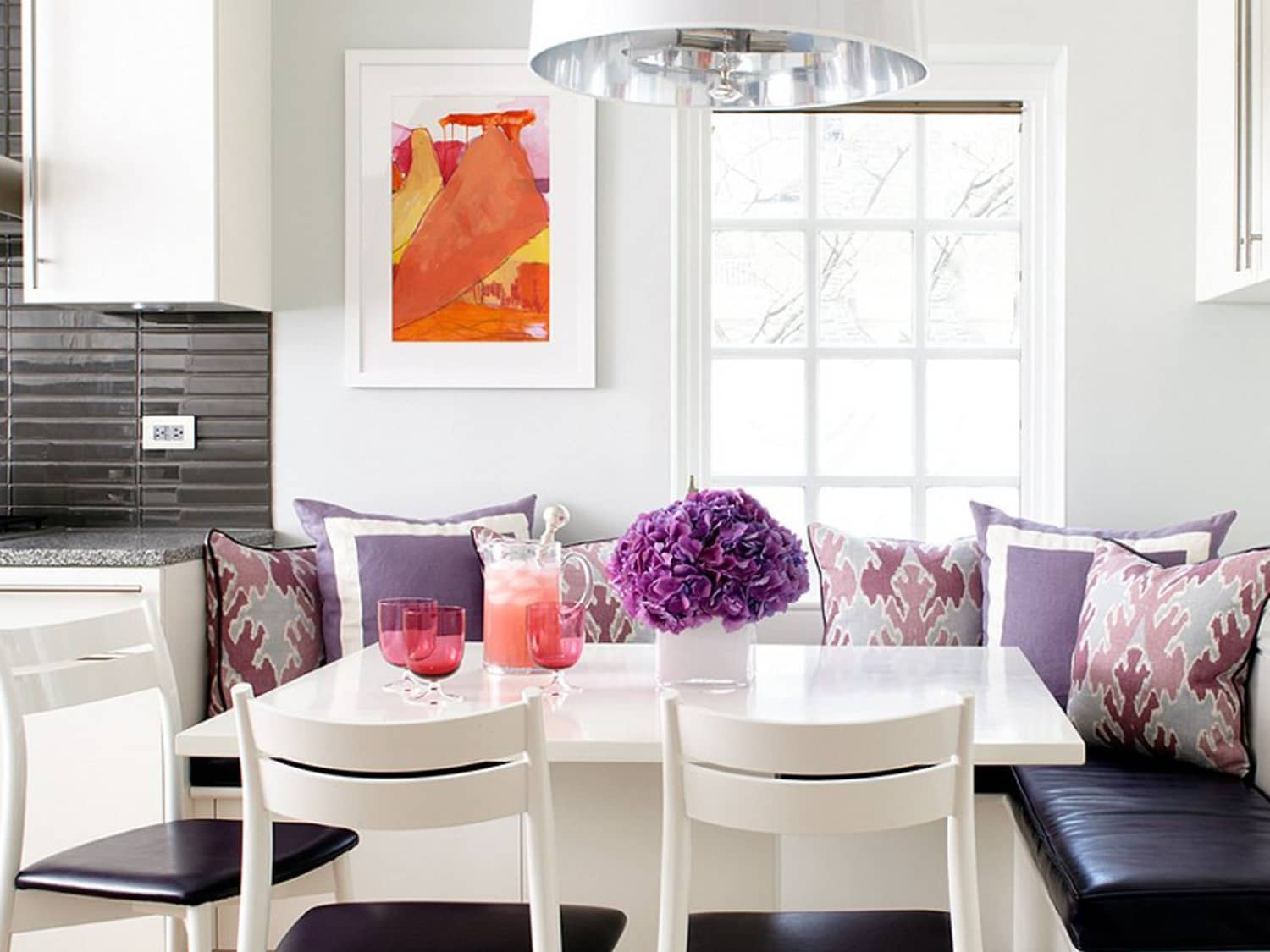 Decorating Ideas: 6 Colors to Pair With Purple at Home ...