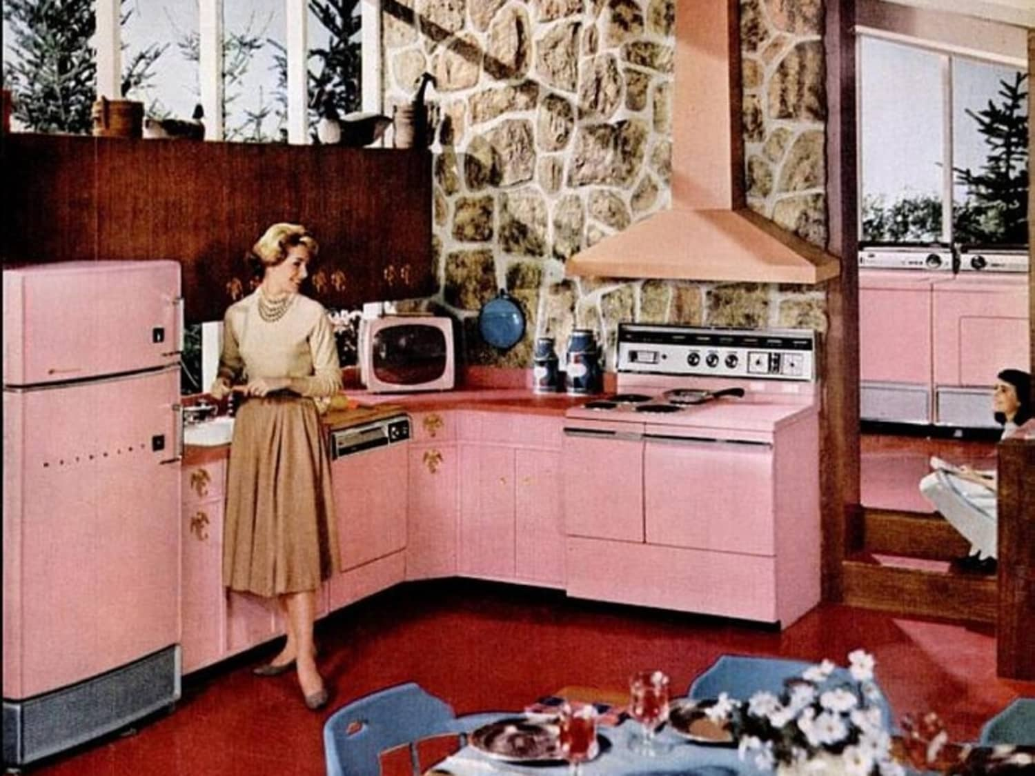 Brief History Of The Kitchen From The 1950s To 1960s