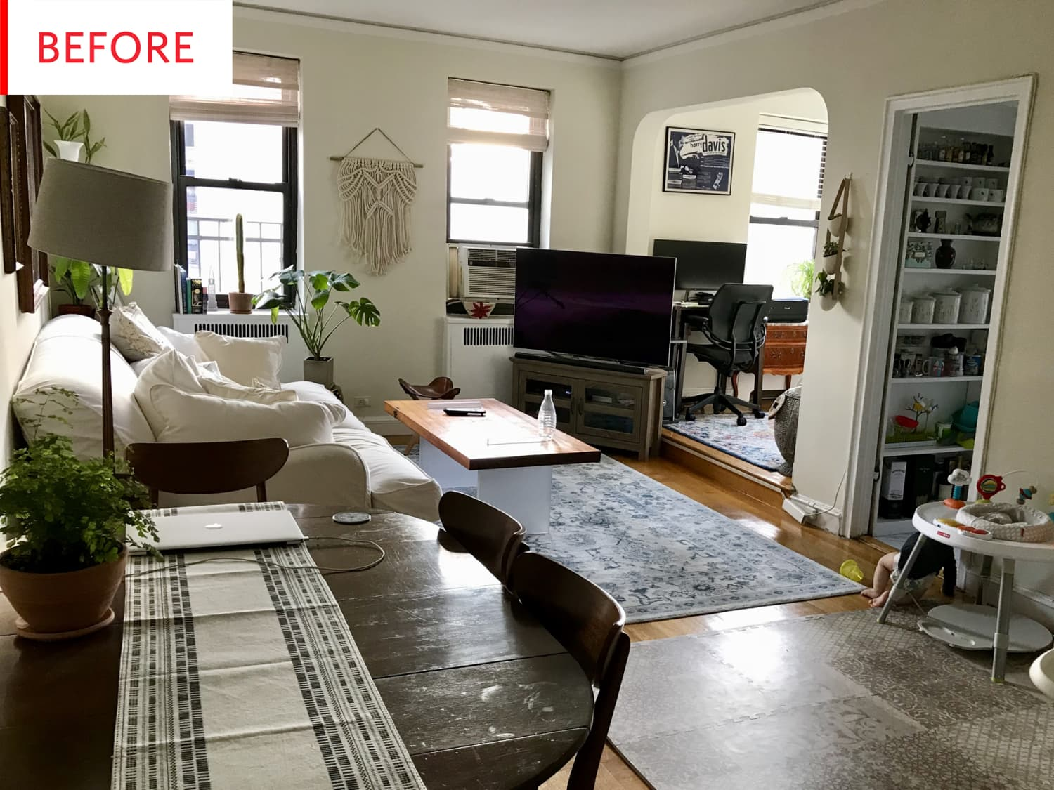 Furniture Rearranging Ideas For Small Apartment Living