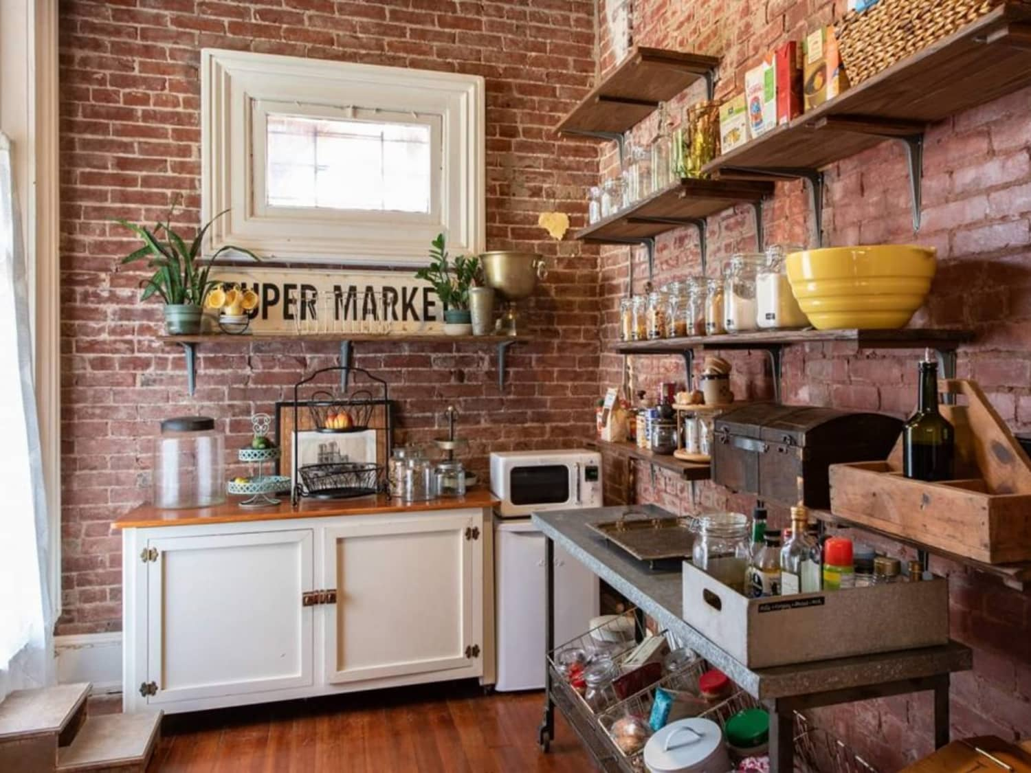 What to Know Before Exposing Brick | Apartment Therapy