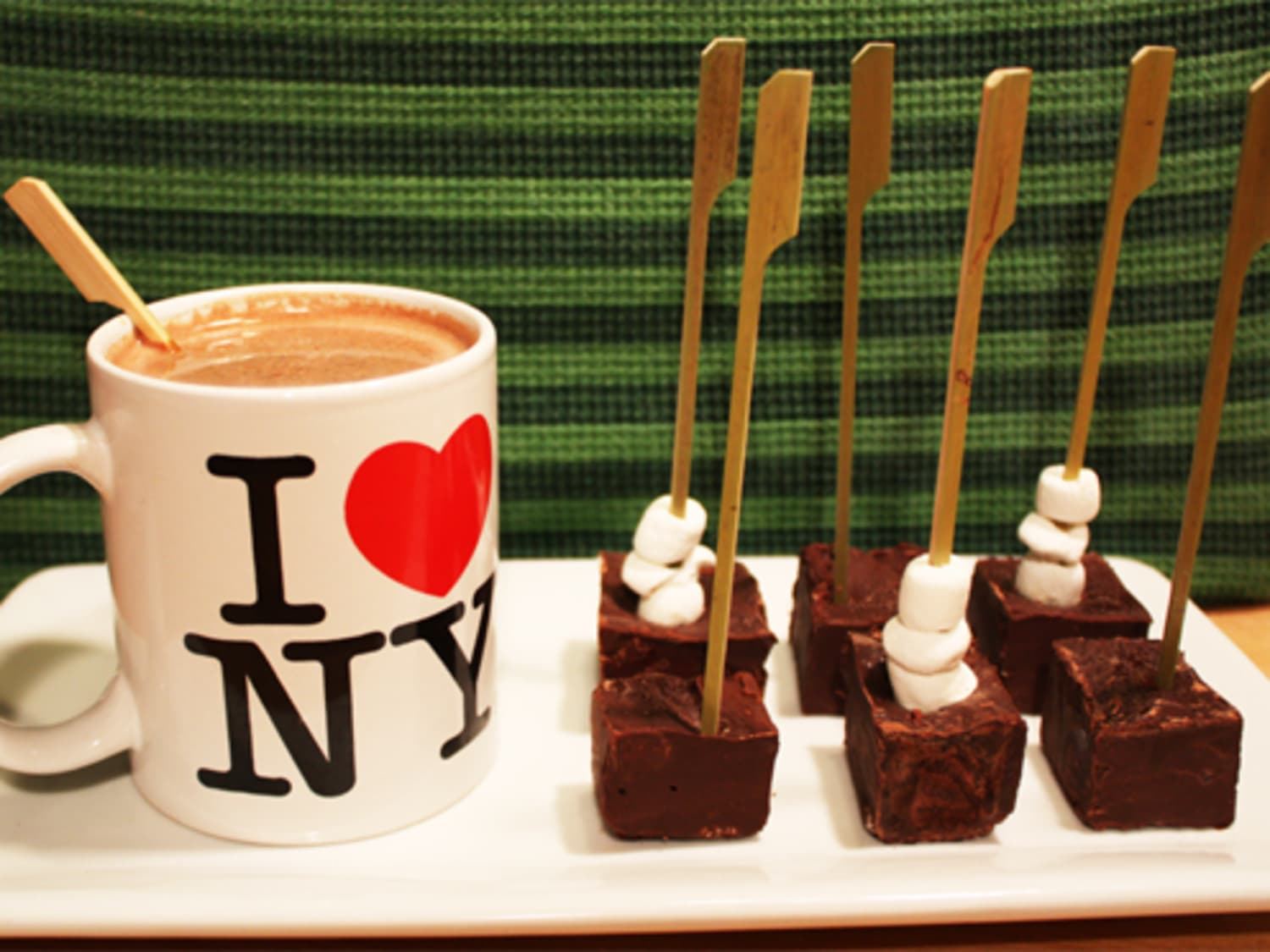 Recipe Review Hot Chocolate On A Stick Kitchn