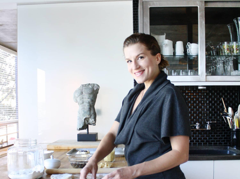 Baker Karen Morgan S Glamorous Gluten Free Kitchen Kitchn