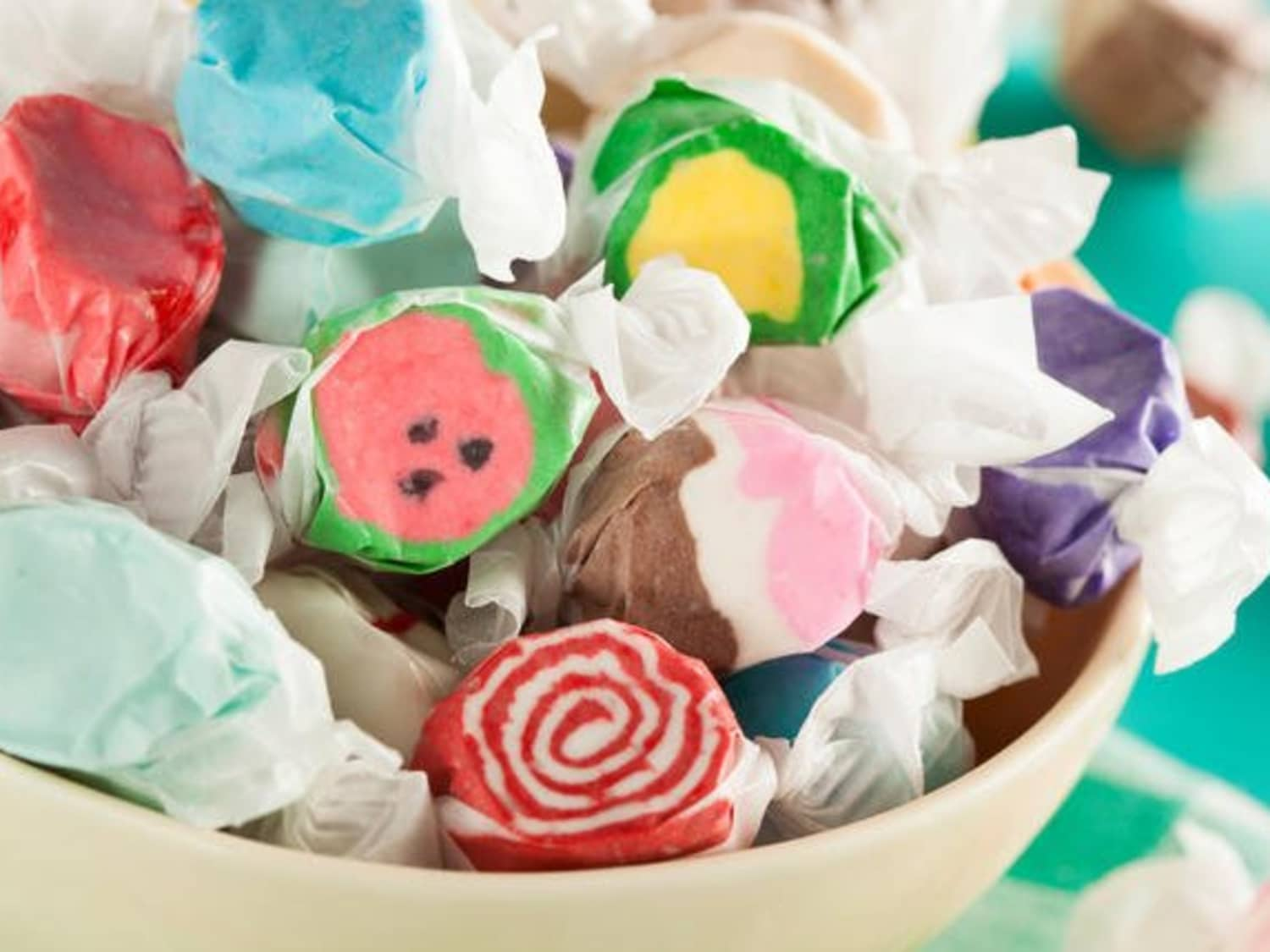 Where Did the Term Salt Water Taffy Come From? | Kitchn