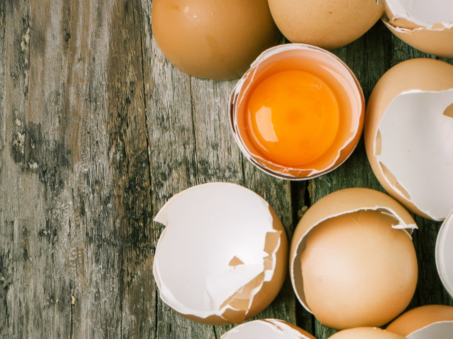 What Does Egg Yolk Color Actually Mean? | Kitchn