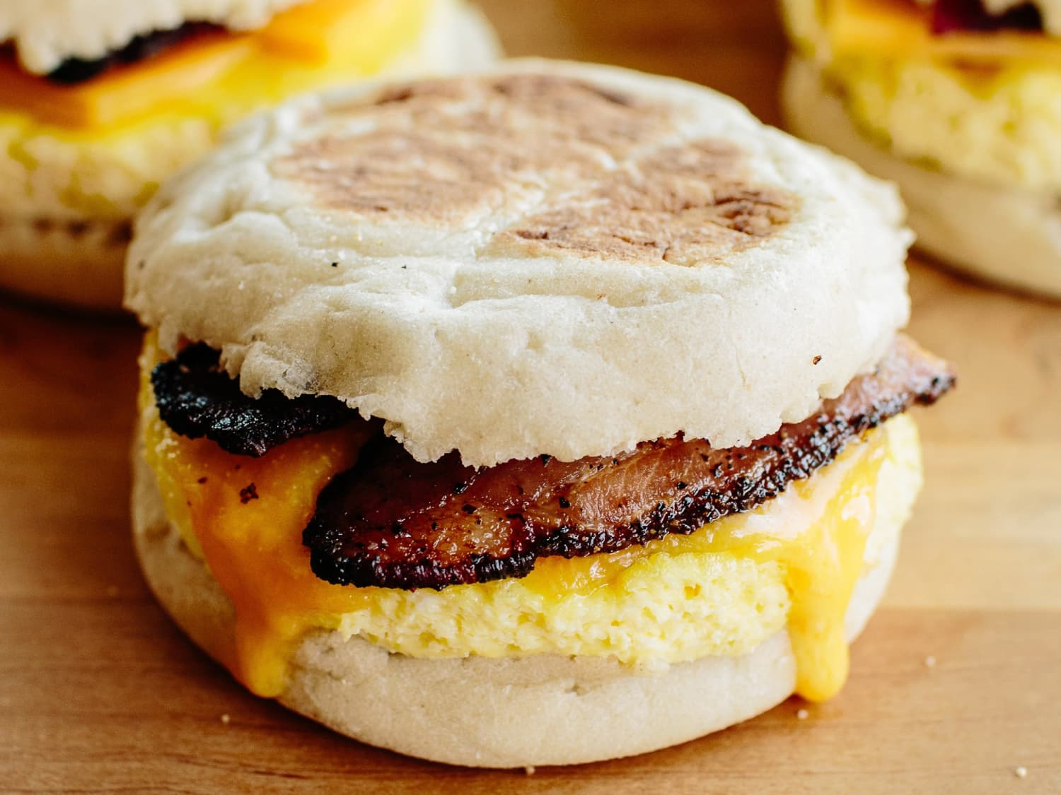 How To Make Freezer Friendly Breakfast Sandwiches
