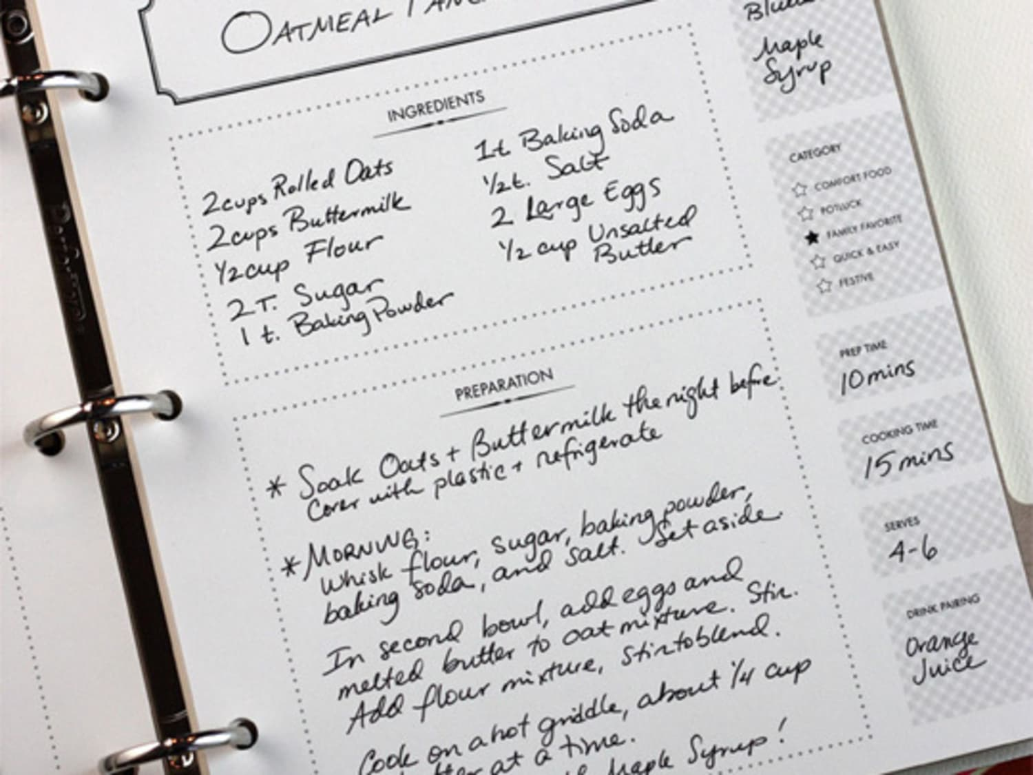 The 5 Best Ways to Organize Your Recipes in 2015 | Kitchn