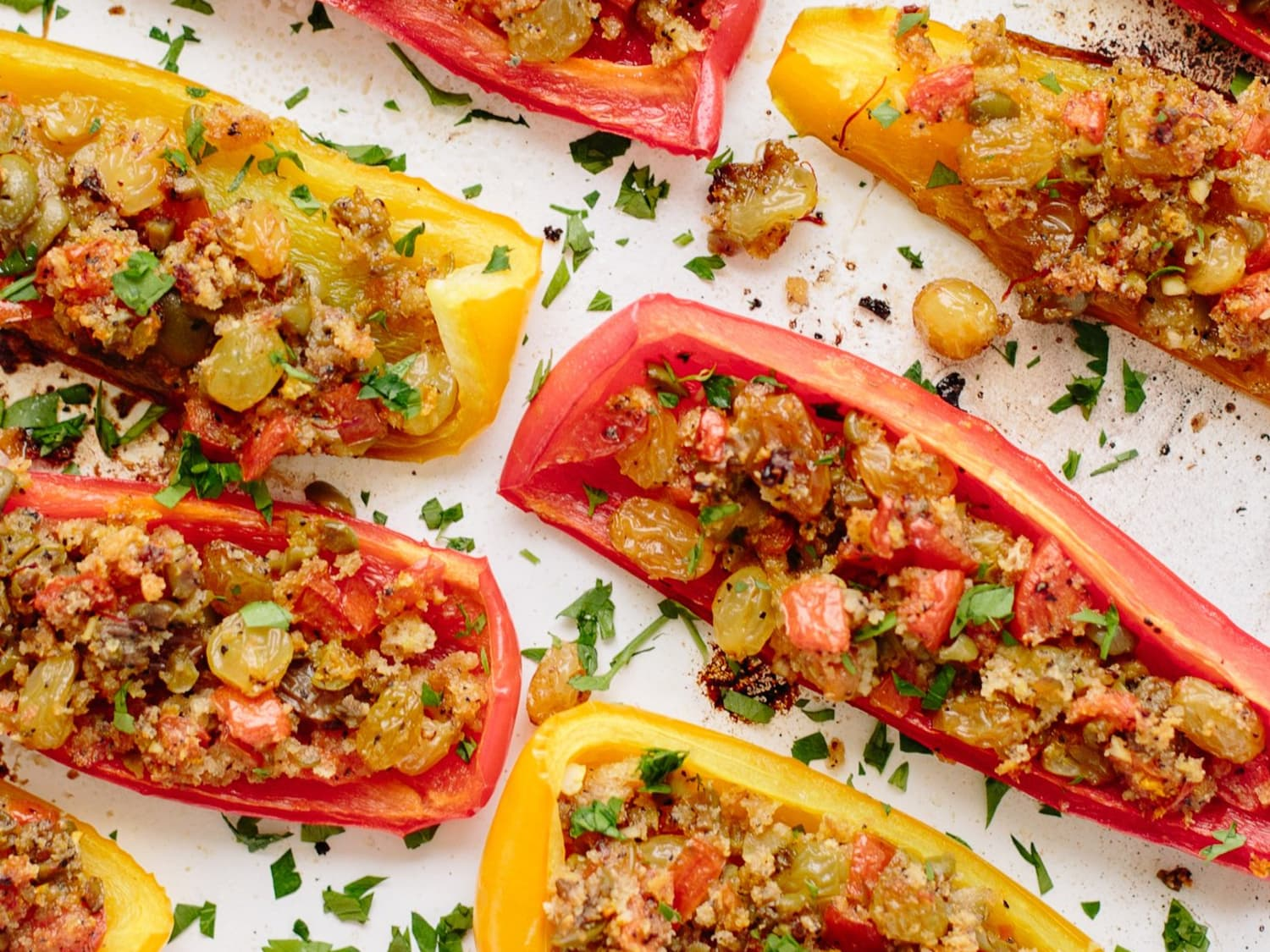 Spanish Tapas Peppers