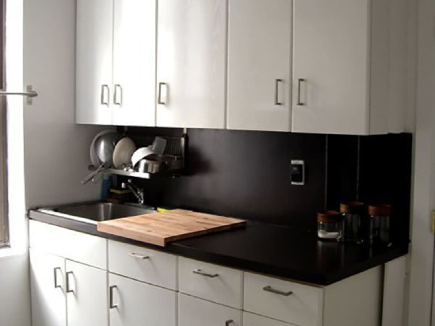 10 Ways We\'ve Disguised Ugly Rental Kitchen Countertops | Kitchn