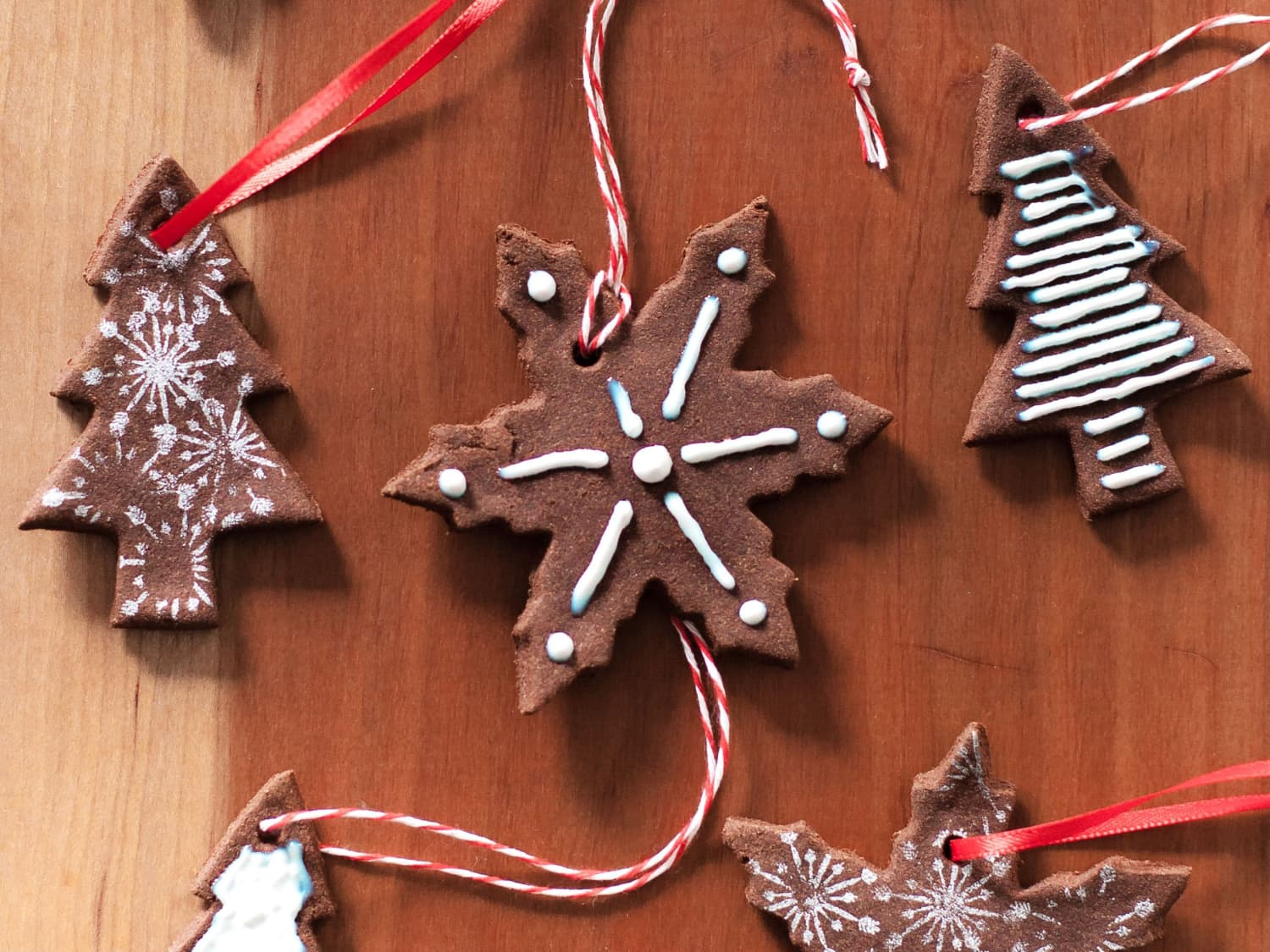 How To Make Cinnamon Dough Ornaments