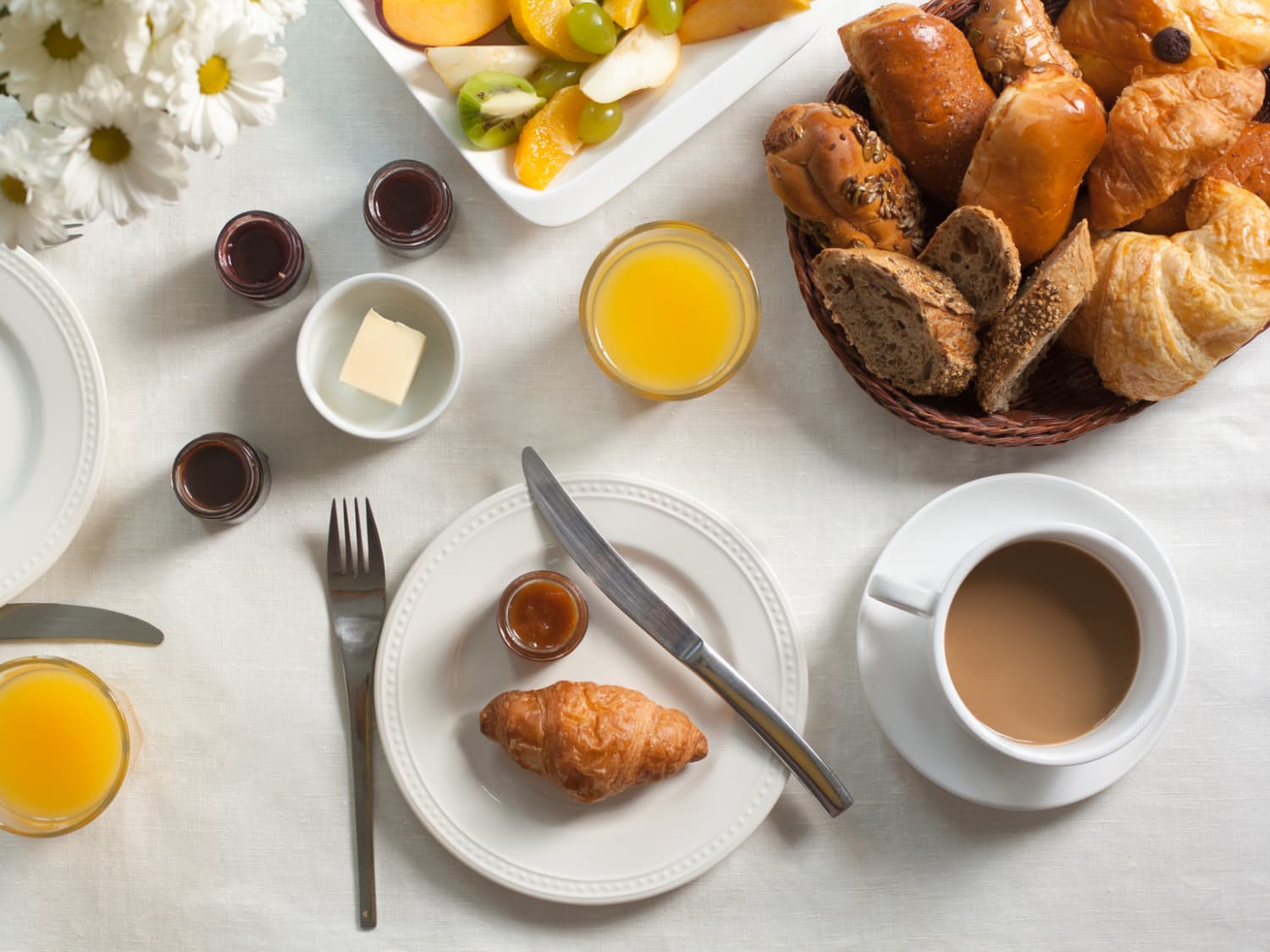 What Is a Continental Breakfast? | Kitchn