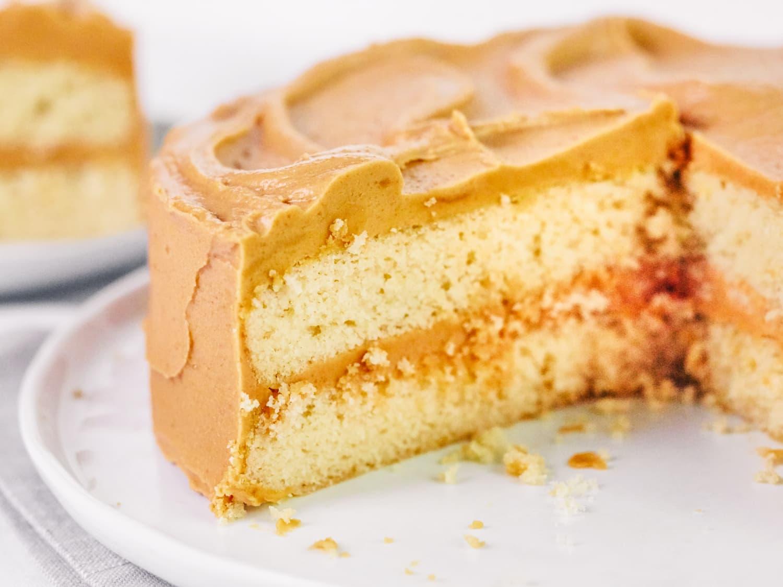 How To Make Caramel Cake