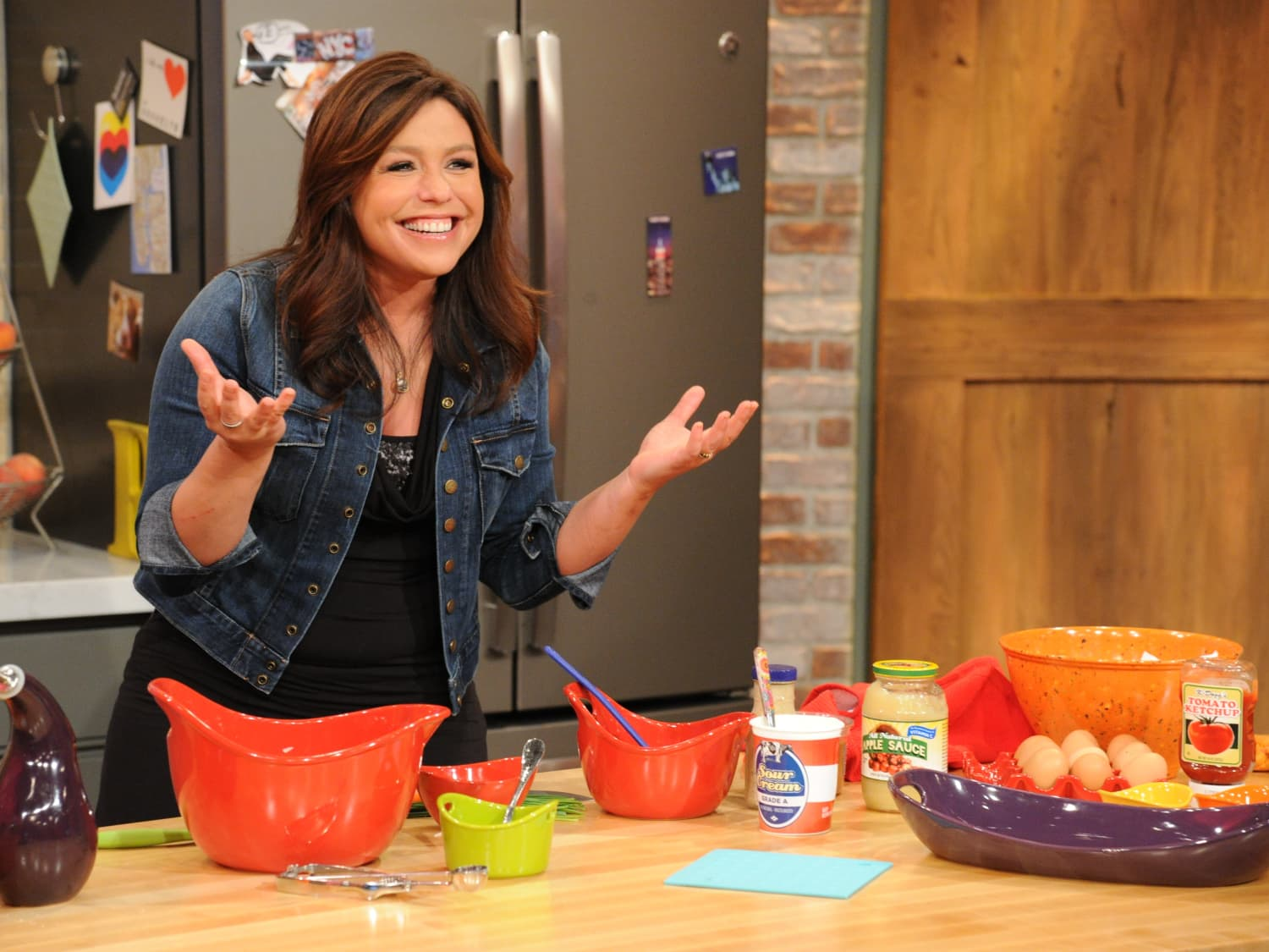 Rachael Ray 30 Minute Meal Cooking Lesson Kitchn