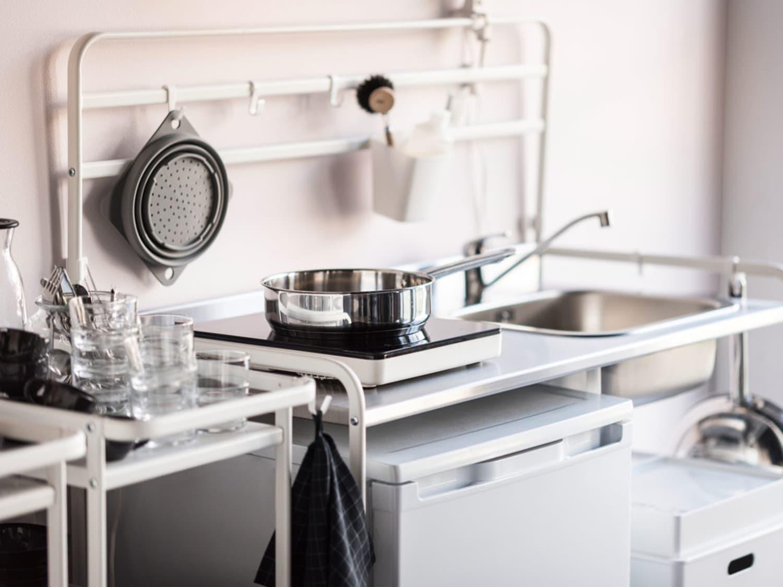 An Honest Review of IKEA\'s SUNNERSTA Mini-Sink | Kitchn