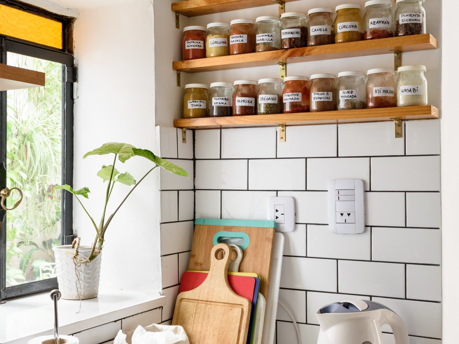 8 Ways to Create a Pantry in Even the Tiniest Kitchen | Kitchn