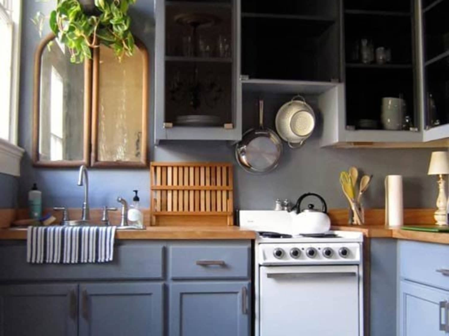 Lighting To Existing Kitchen Cabinets This Unique Method Of Wiring