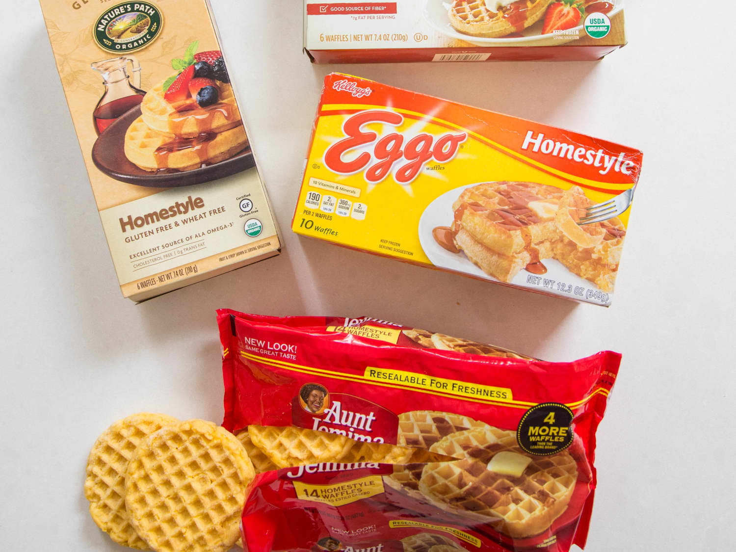 9d37aafd8 Frozen Waffle Taste Test: We Tried 6 Brands and Here's Our Favorite | Kitchn