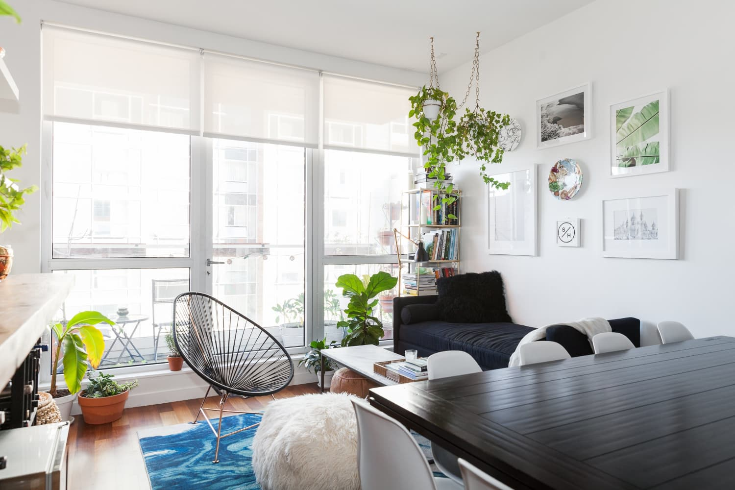 PSA: You Only Need These Two IKEA Pieces for Your Living Room