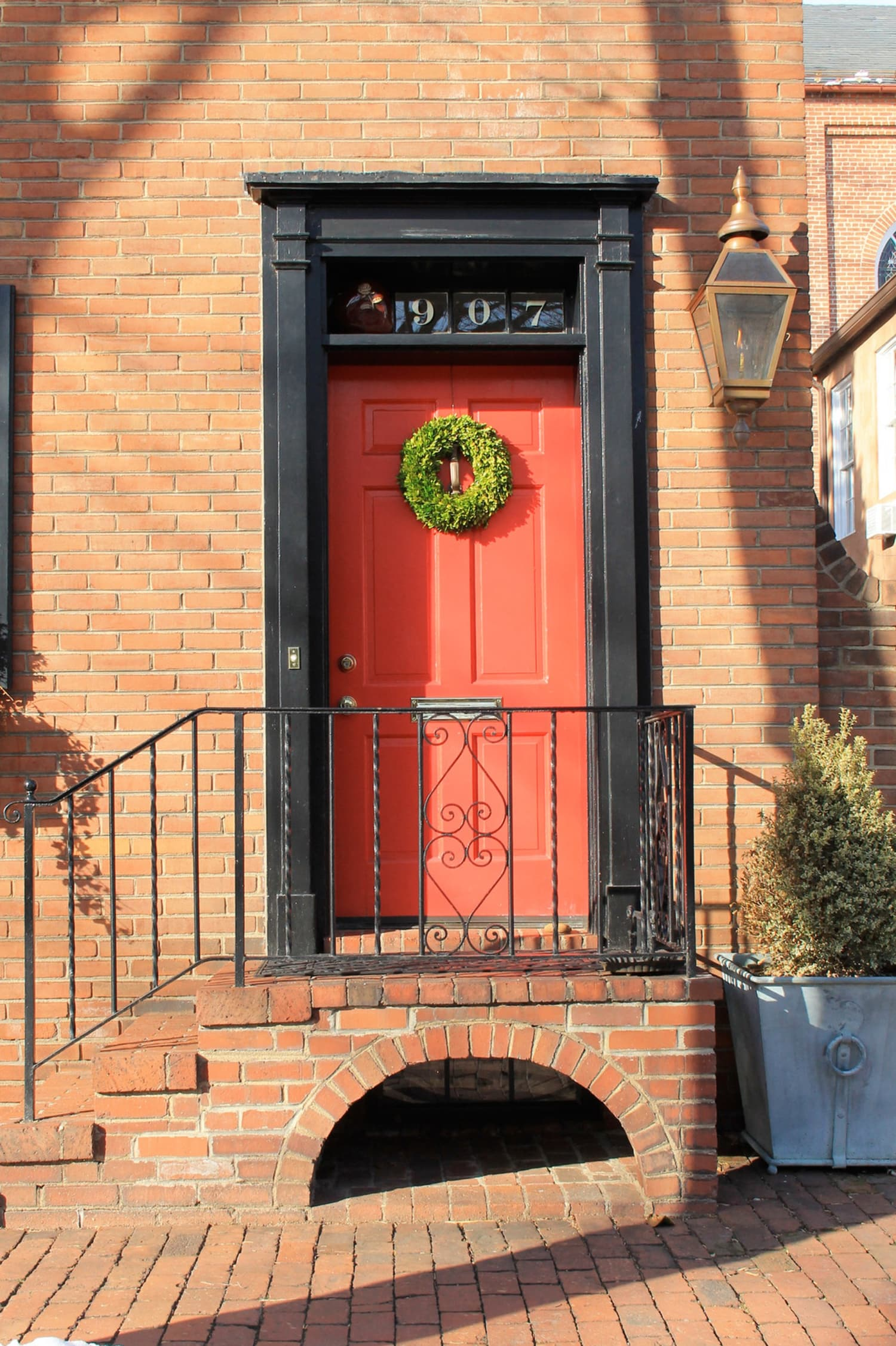 Why Are So Many Front Doors Red?
