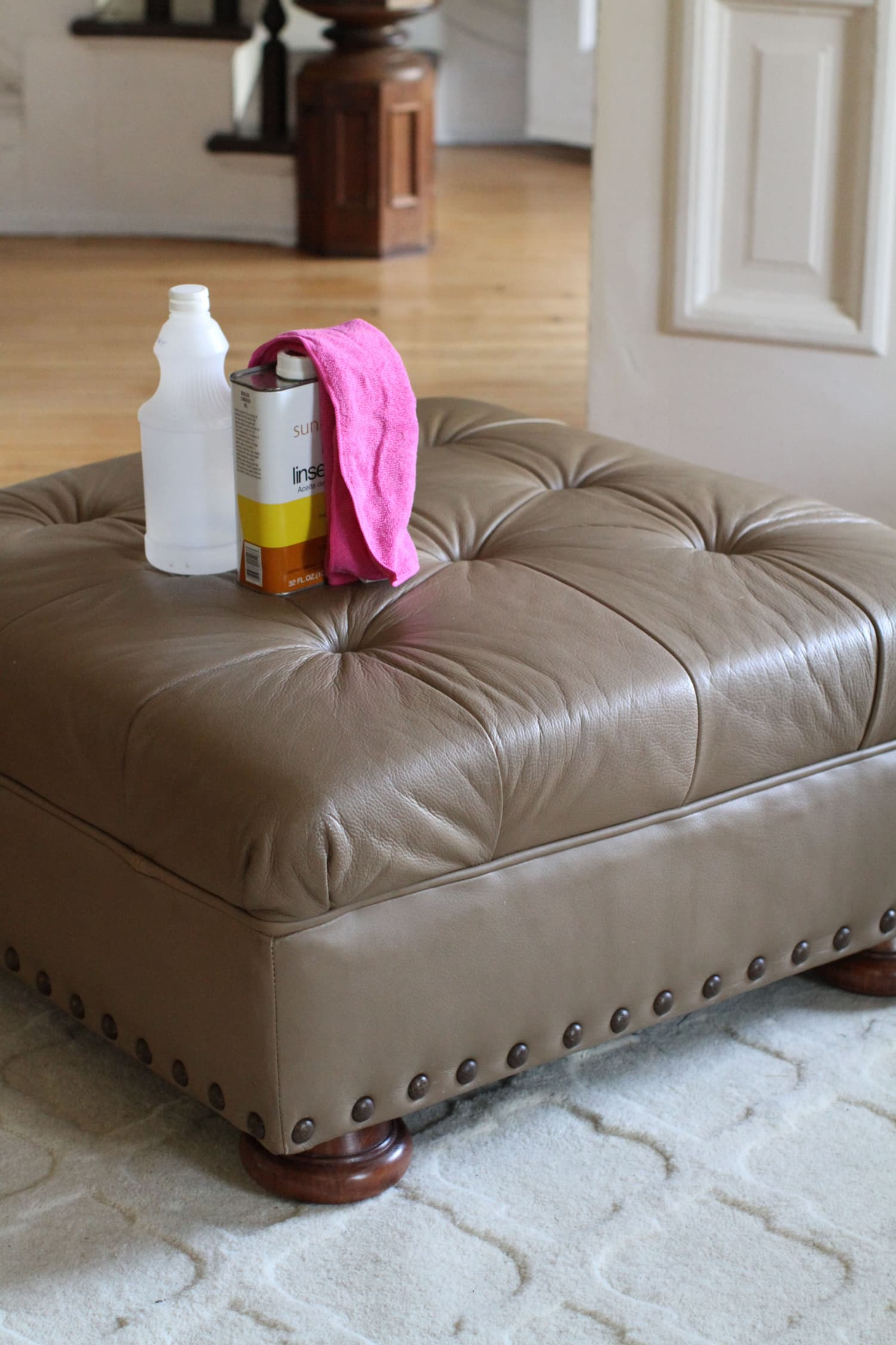 How To Condition Leather Furniture