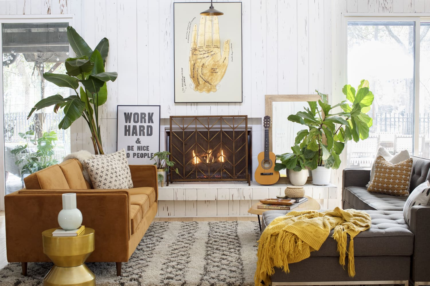 8 Cozy Living Rooms and How You Can Get the Look