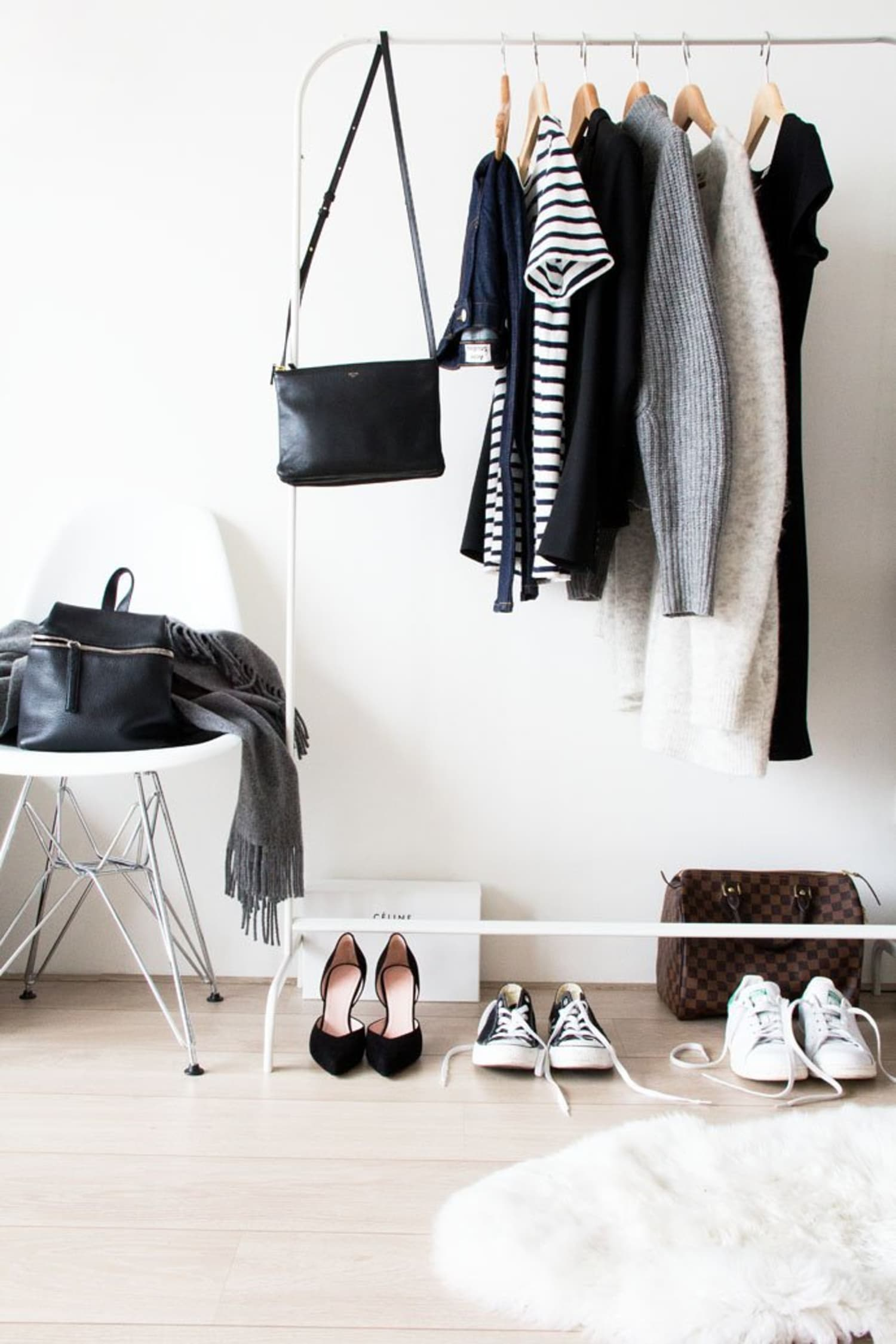 My Capsule Wardrobe Experiment: Part One – Why I Decided To Pare Down