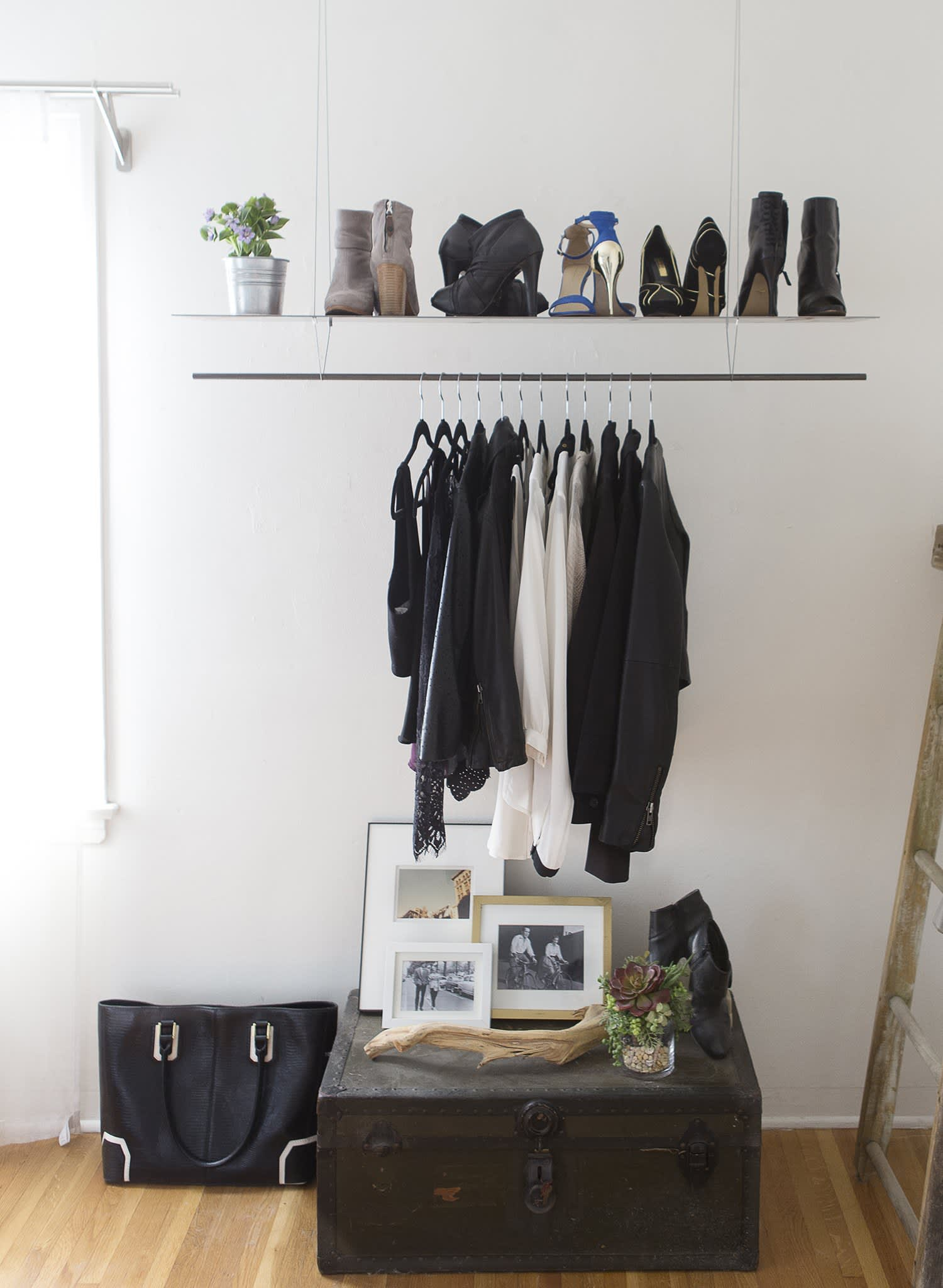 My Capsule Wardrobe Experiment: Part Two – How I Created My Capsule