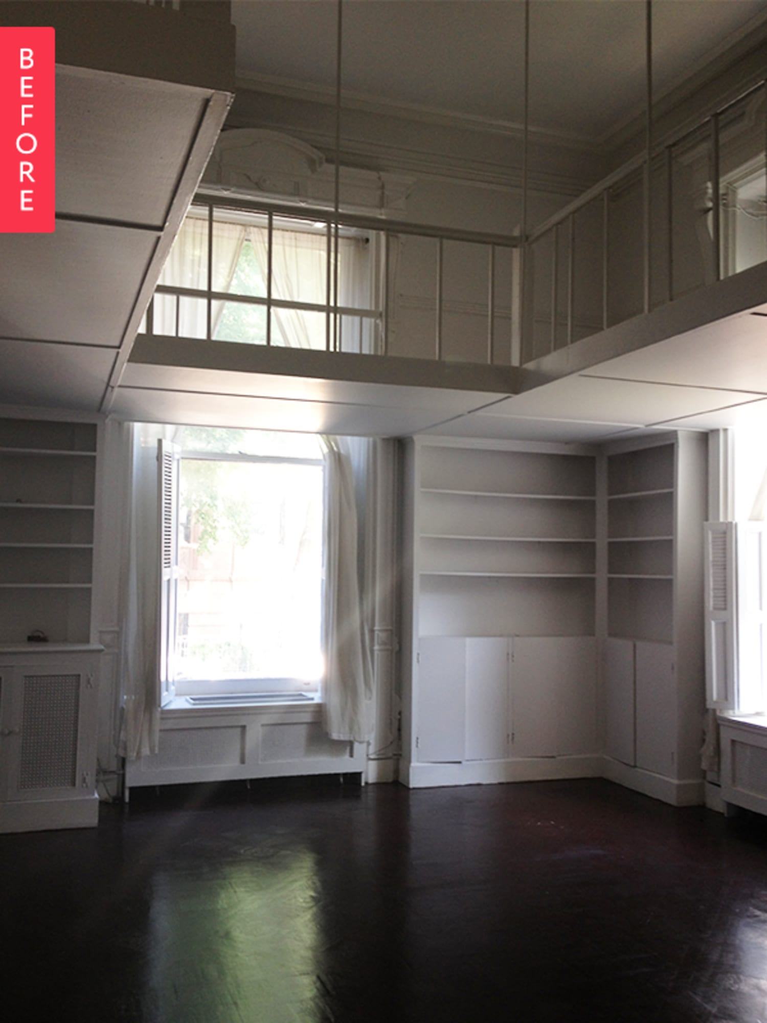 Before & After: A Dark Studio Gets a Smart New Layout & A lot More Light