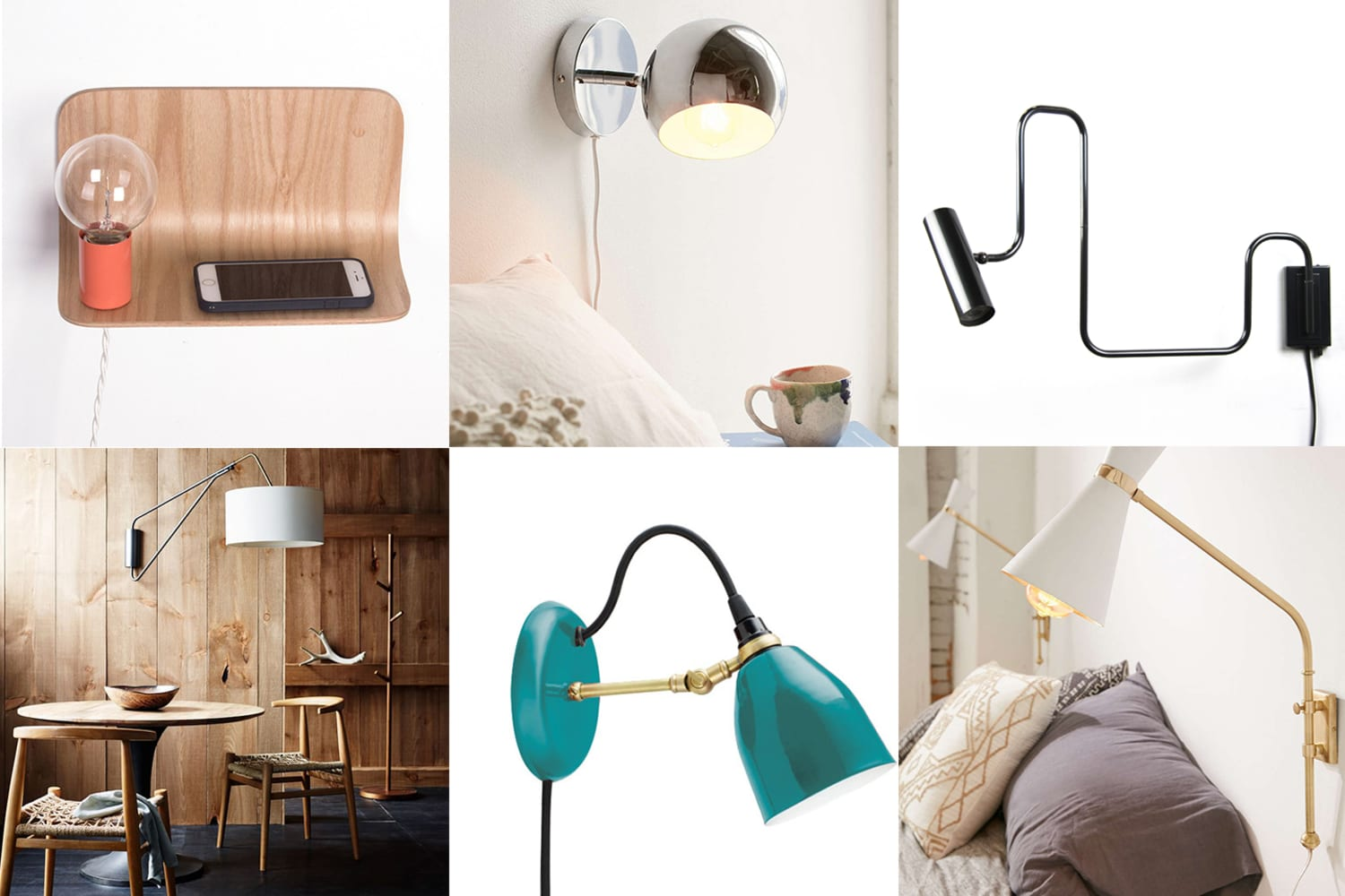 The Best Plug-in Sconces (No Electrician Needed!)
