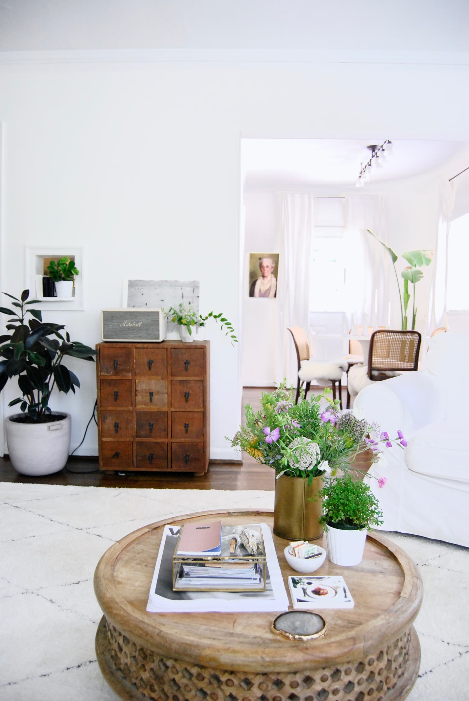 Get the Look: Clean, Classic & Peaceful Living