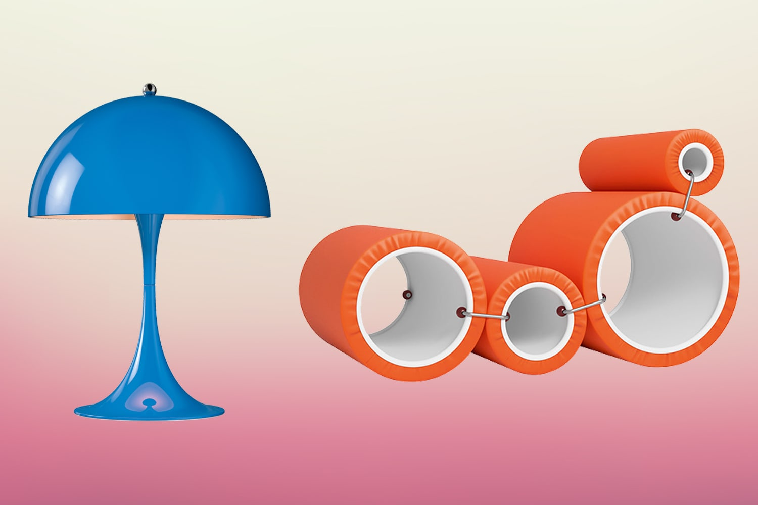 Two Iconic 70s Furniture Designs Get Reissued