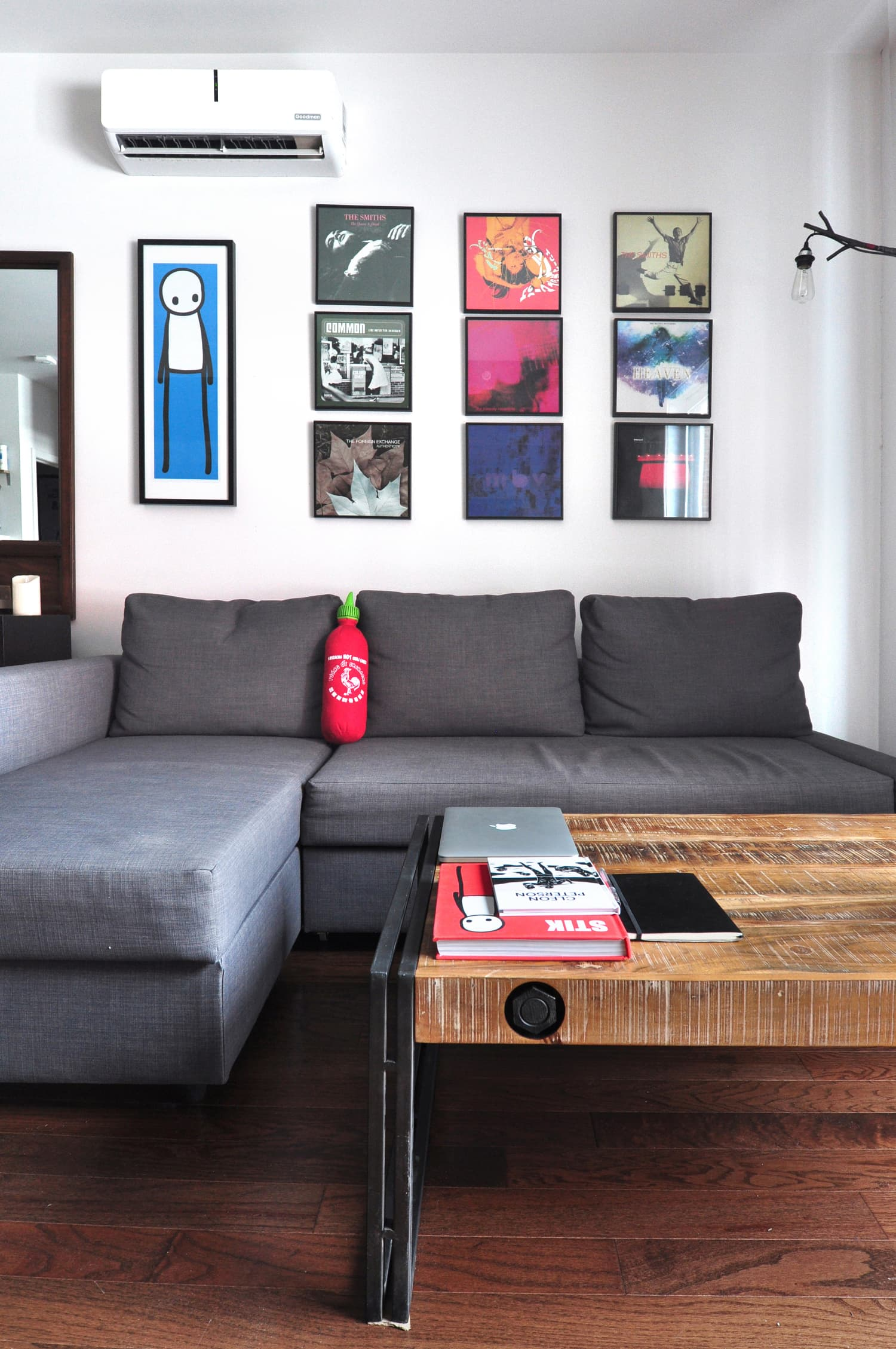 Get the Look: Minimal Industrial Style With DIY Touches
