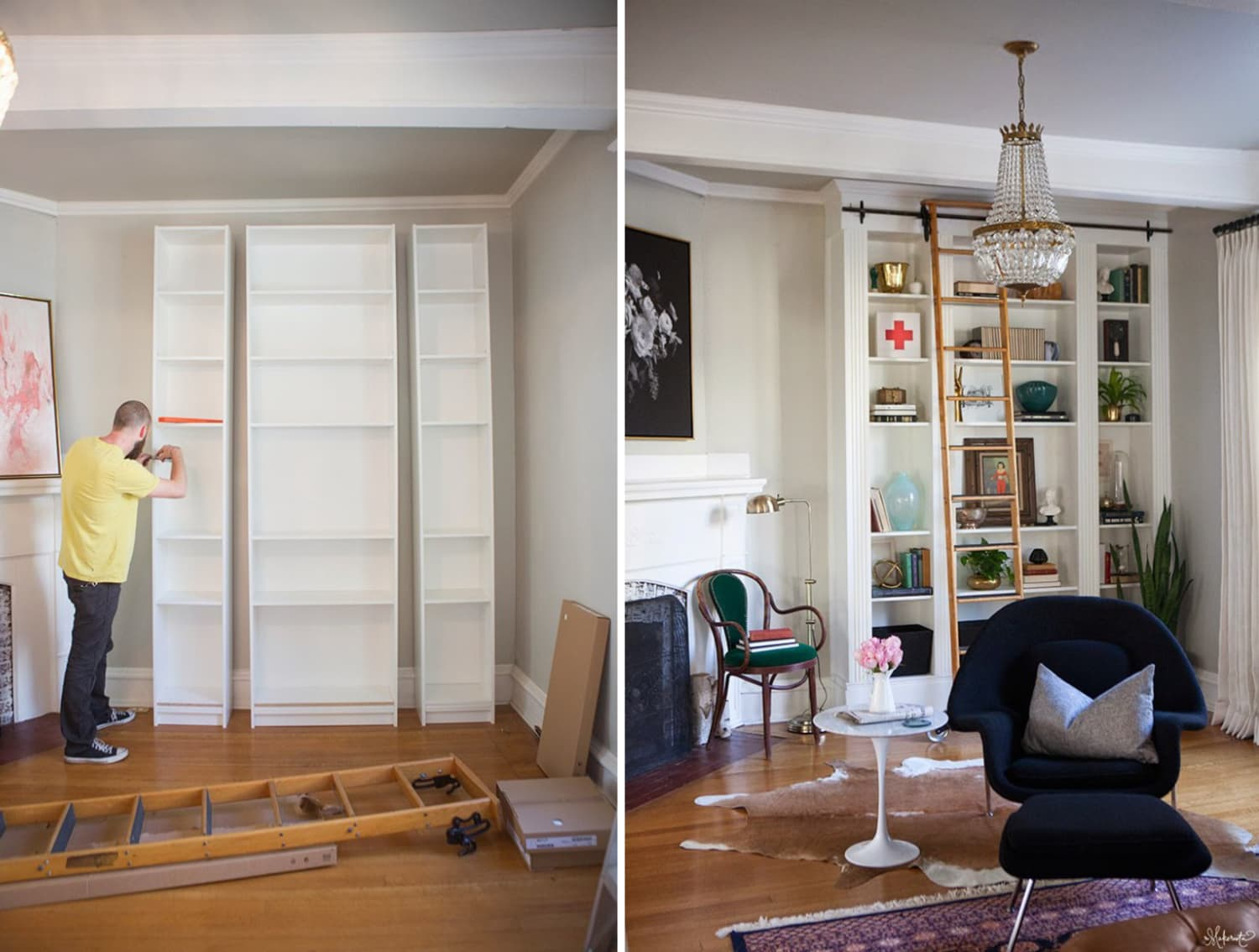 Smart Hacks: 7 Ways to Add More Storage in the Living Room