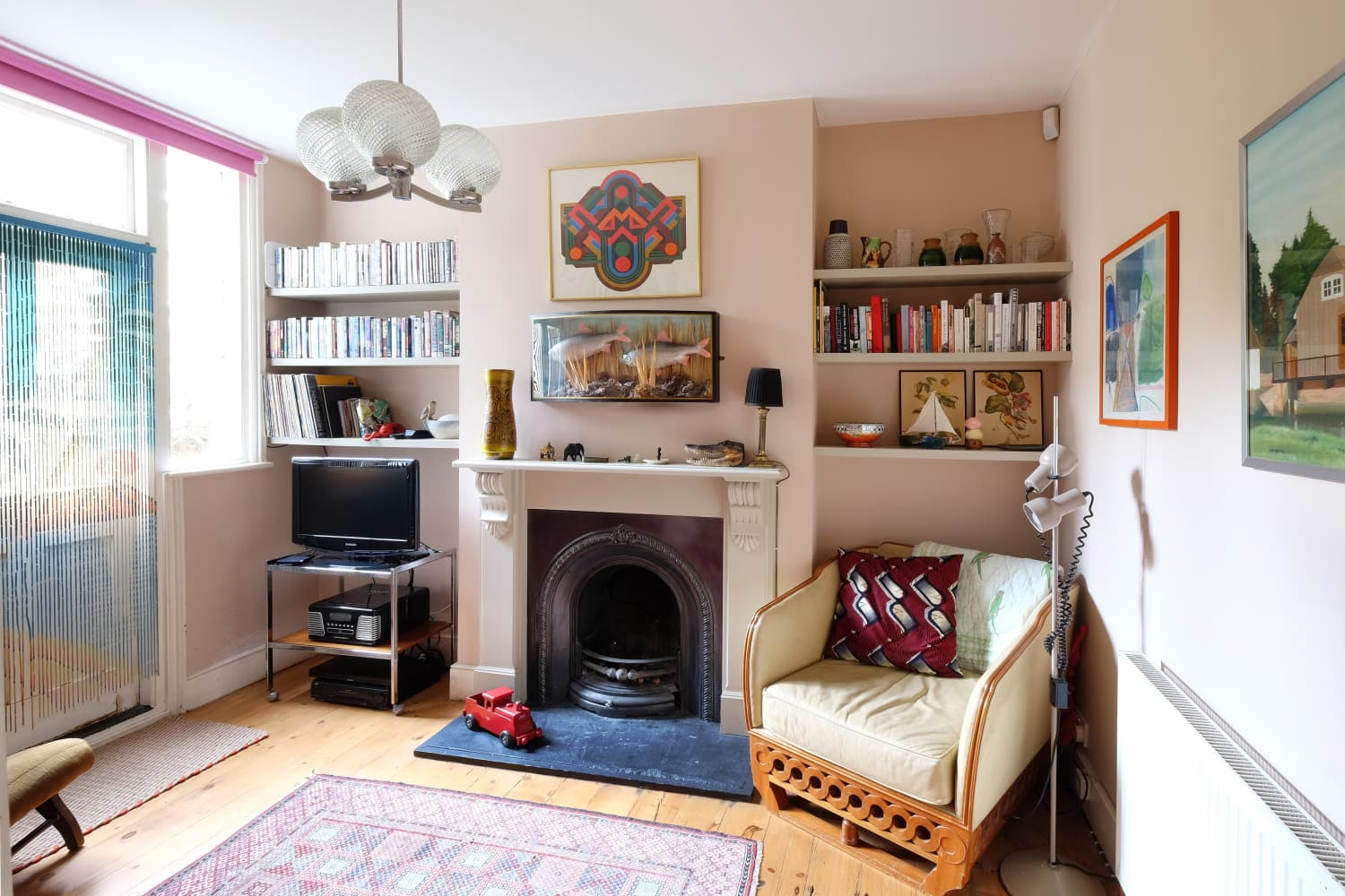 70s-Inspired Style in South East London