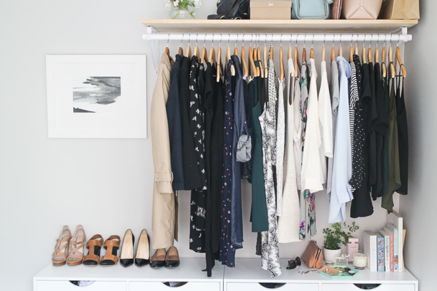 The 5 Organizing Items that Saved My Messy Bedroom Closet