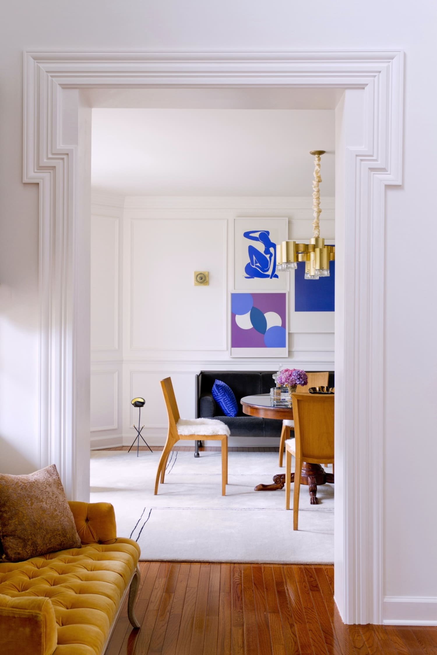 The (Totally Doable) European Secret to Beautiful Rooms