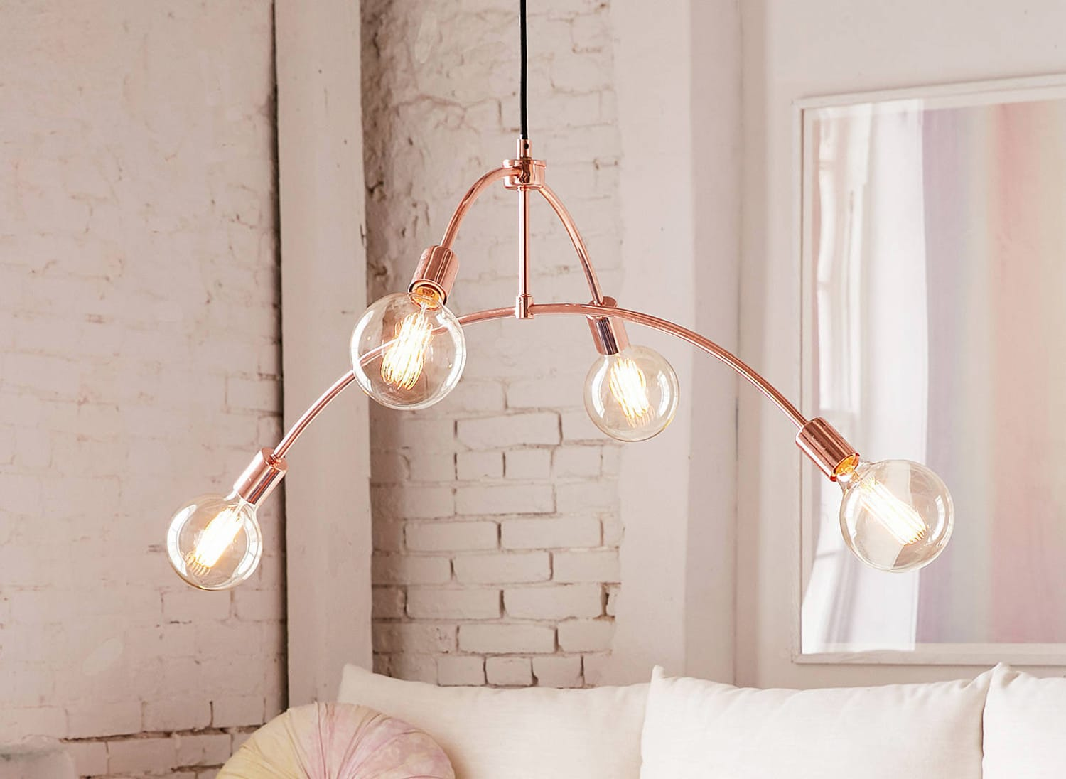 Yes, You Can Buy a Really Great, Modern Chandelier for Under $200