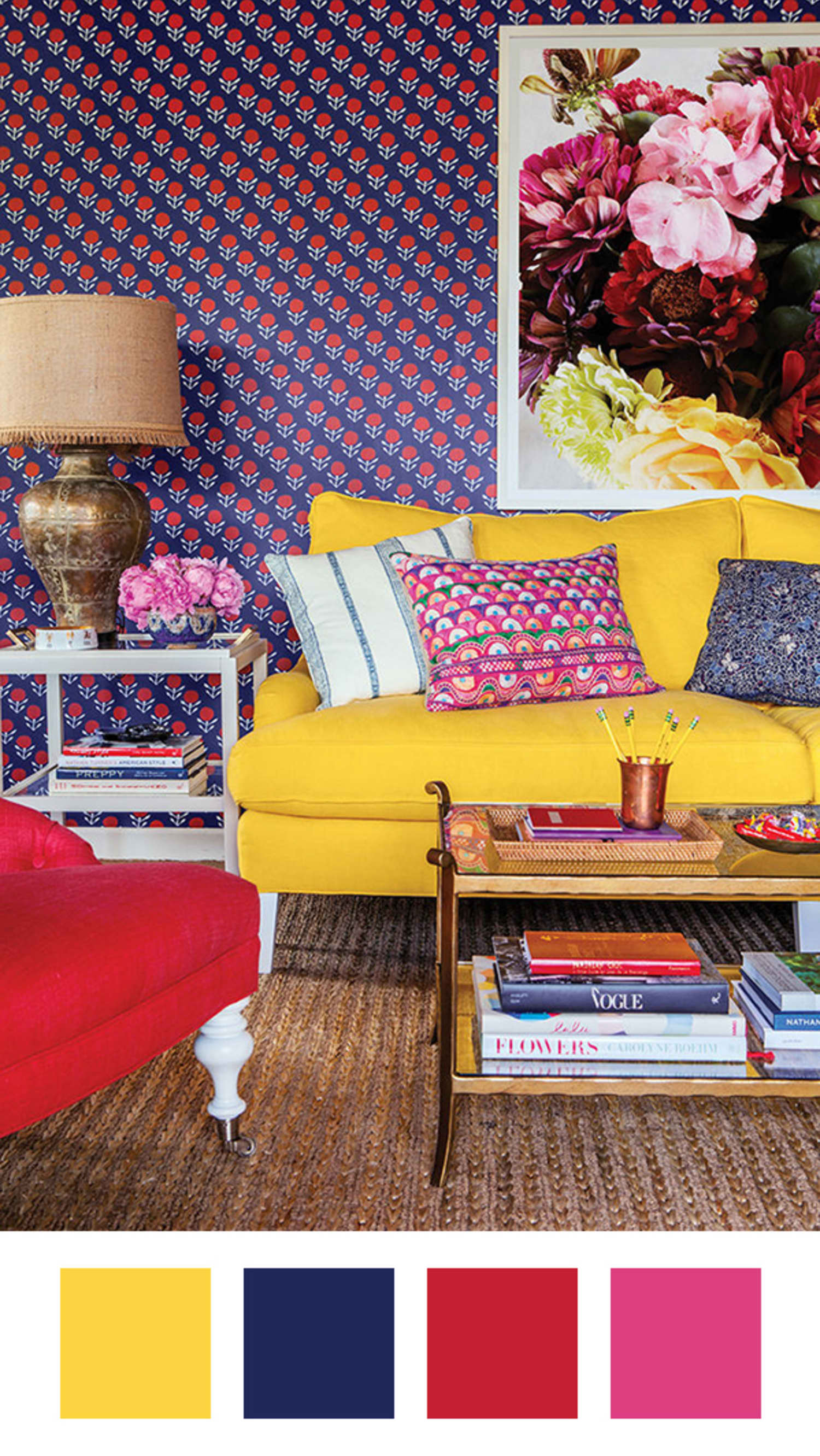 Here Comes the Sun: 5 Happy Palettes Where Yellow is the Star