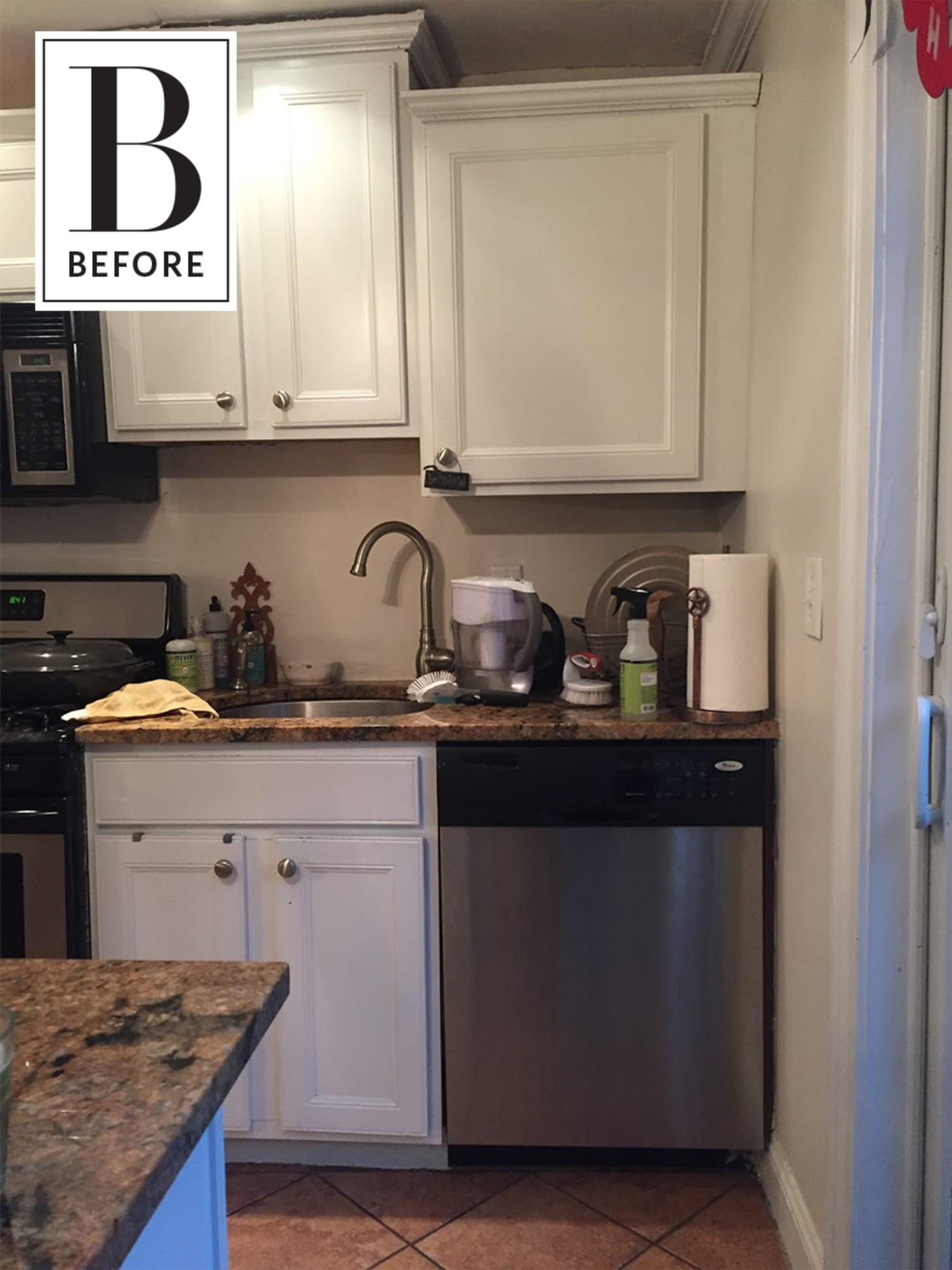 Before & After: A Cost-Effective and Stylish Kitchen Reno