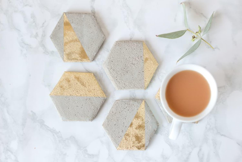 10 Rock-Solid DIYs Using Cement