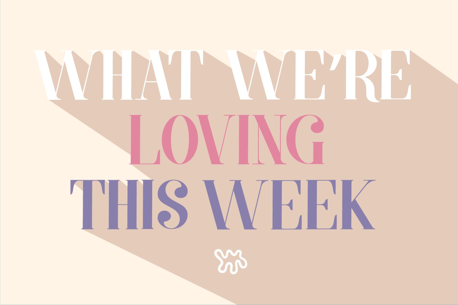 """What We're Loving This Week: Eco Friendly Fashion, """"Slipcovers on Acid"""" And More"""