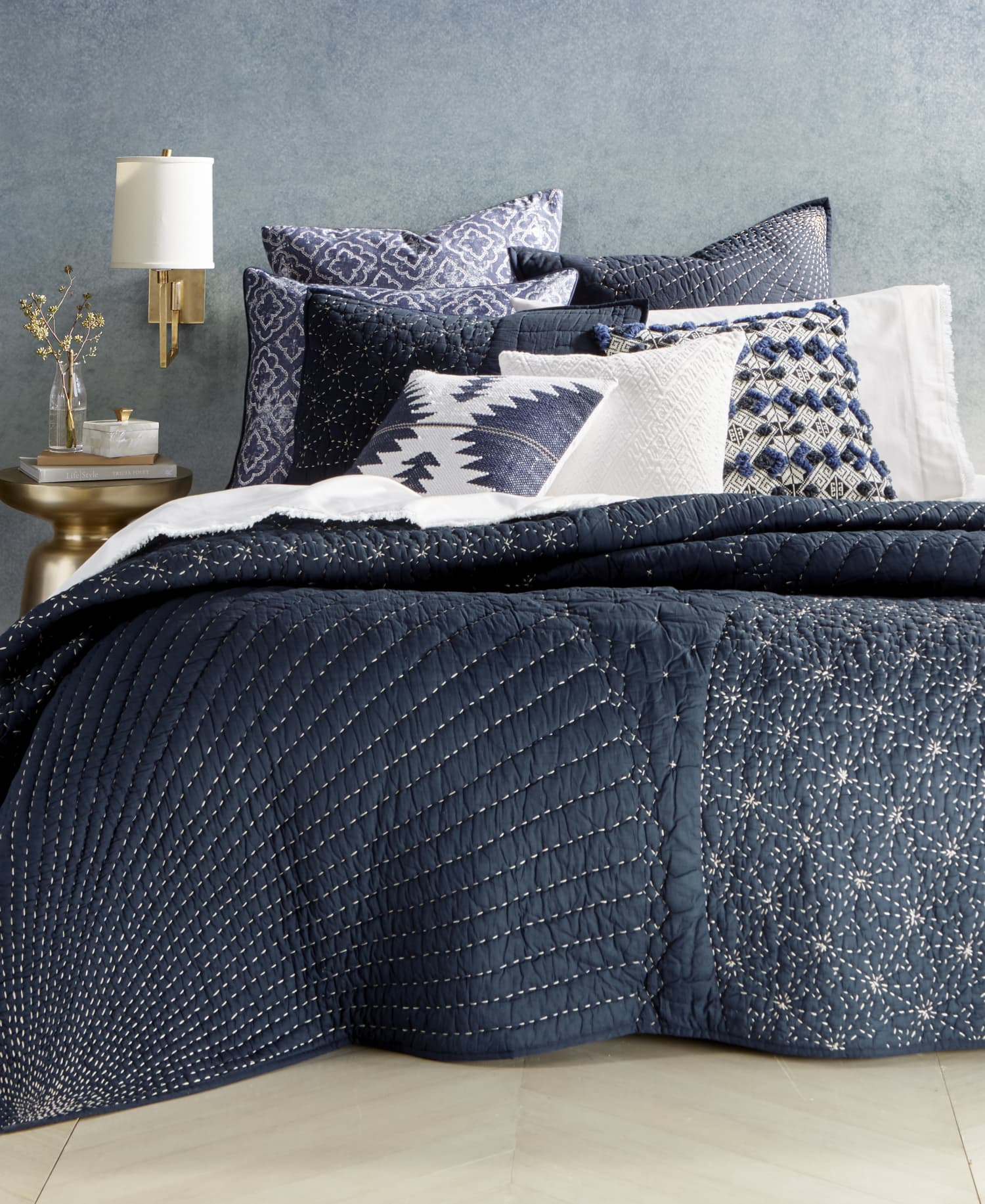 A Favorite Denim Brand Just Launched a Bedding Collection at Macy's