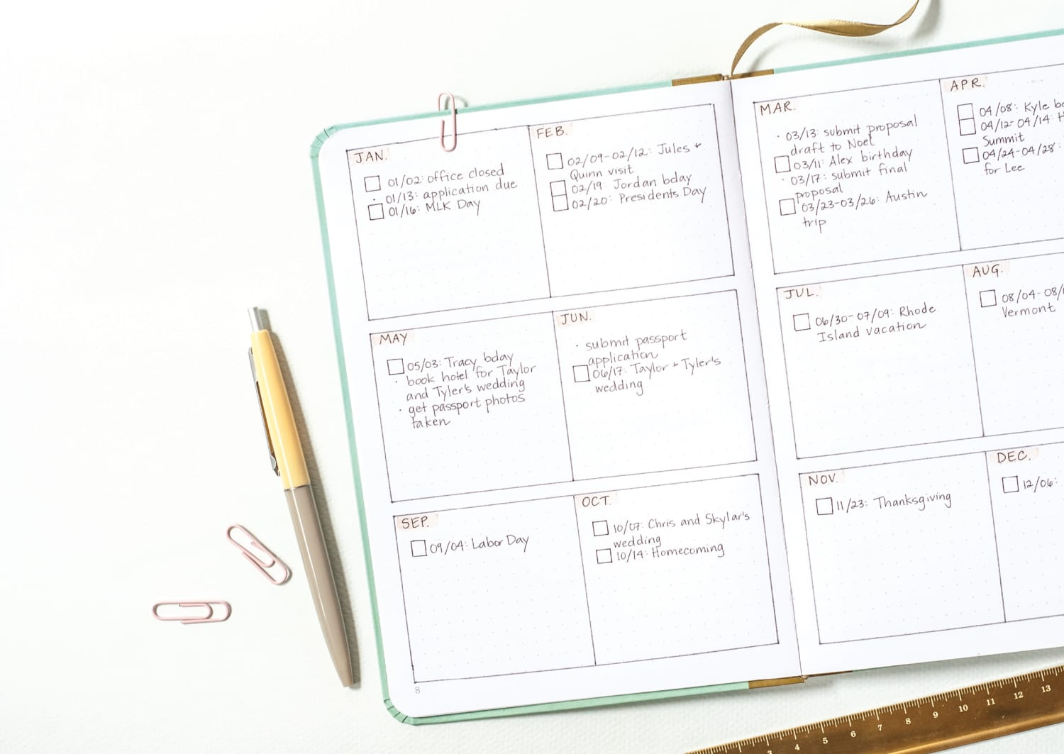 Still Not on the Bullet Journal Train? This Book Explains Exactly How to Use them to Get Your Life Together