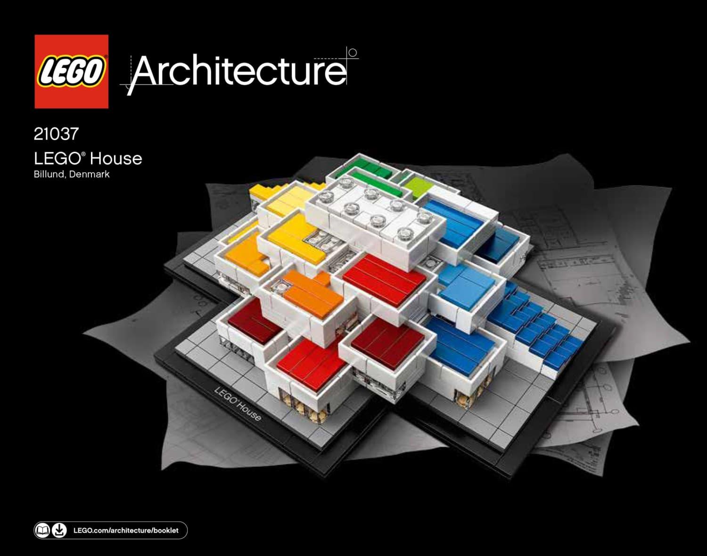 LEGO's Latest Architecture Set Is So Meta