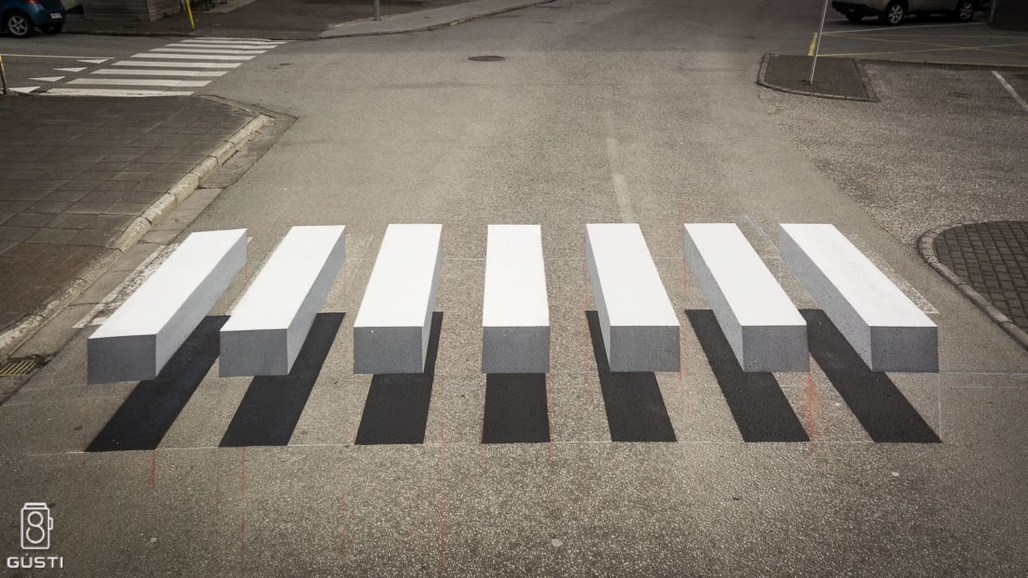 Could This Optical Illusion Save Lives?