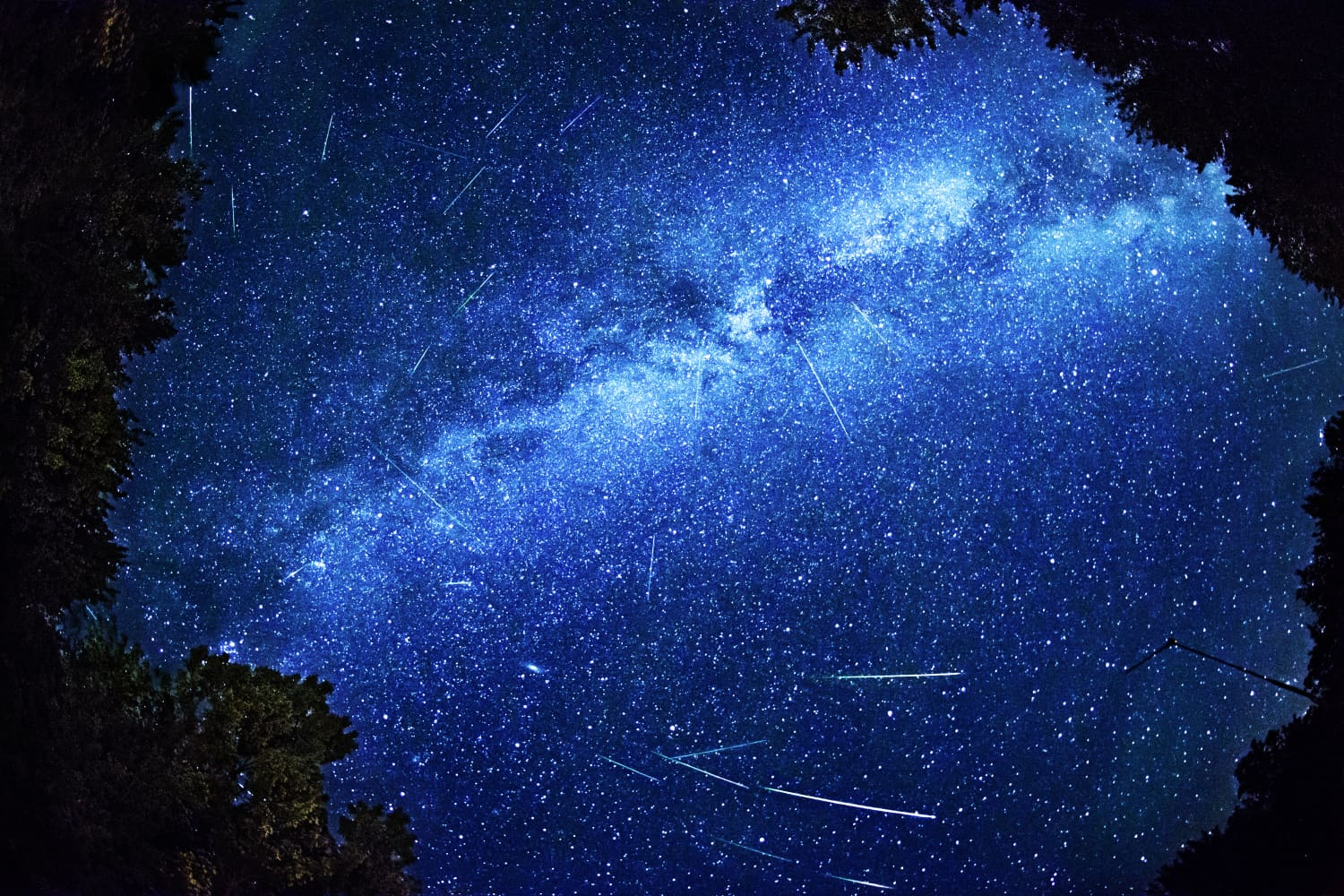 Here's How to Watch One of 2017's Best Meteor Showers Tonight