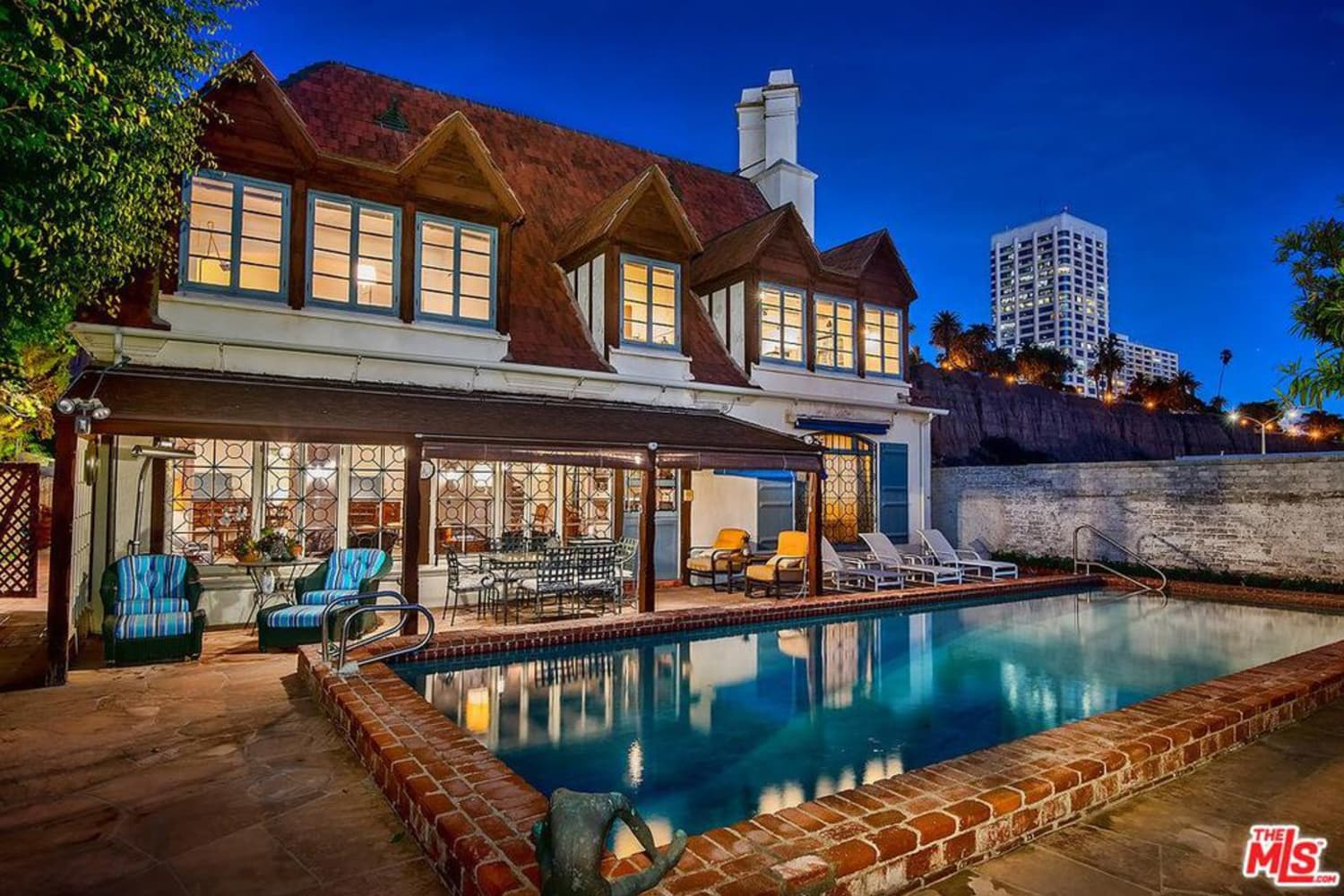 This Santa Monica Beachfront Home Was Owned By Cary Grant