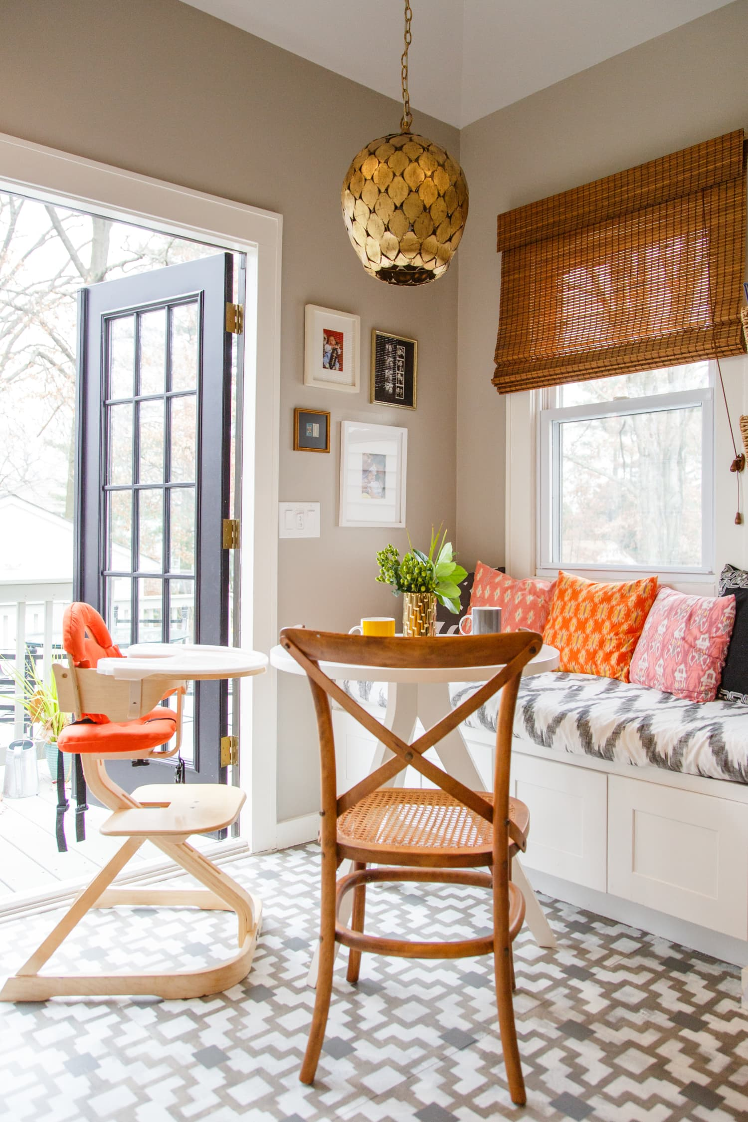 25 Stylish Breakfast Nooks to Pin Right Now