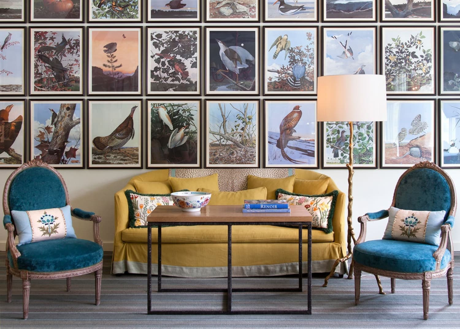 The Keys to Making a Gallery Wall Look Timeless (Not Trendy)
